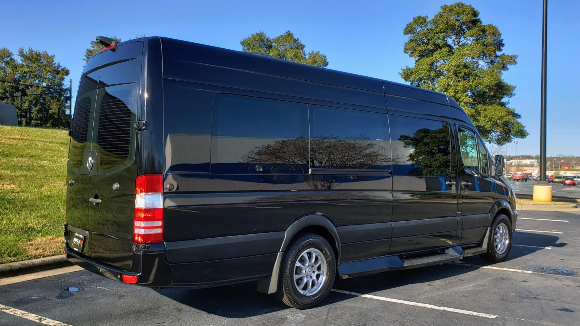 Used 2014 Mercedes-Benz SPRINTER JET VAN MIDWEST EXT for sale Sold at Formula Imports in Charlotte NC 28227 57