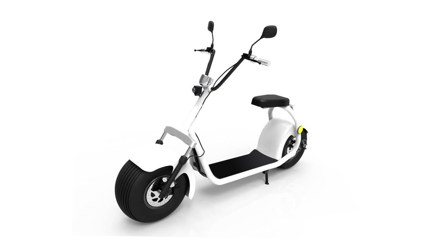 Used 2018 SCROOSER ELECTRIC SCOOTER SELF BALANCED / CUSTOM WHITE / 15.5 MPH / 34 MI RANGE for sale $1,699 at Formula Imports in Charlotte NC 28227 20
