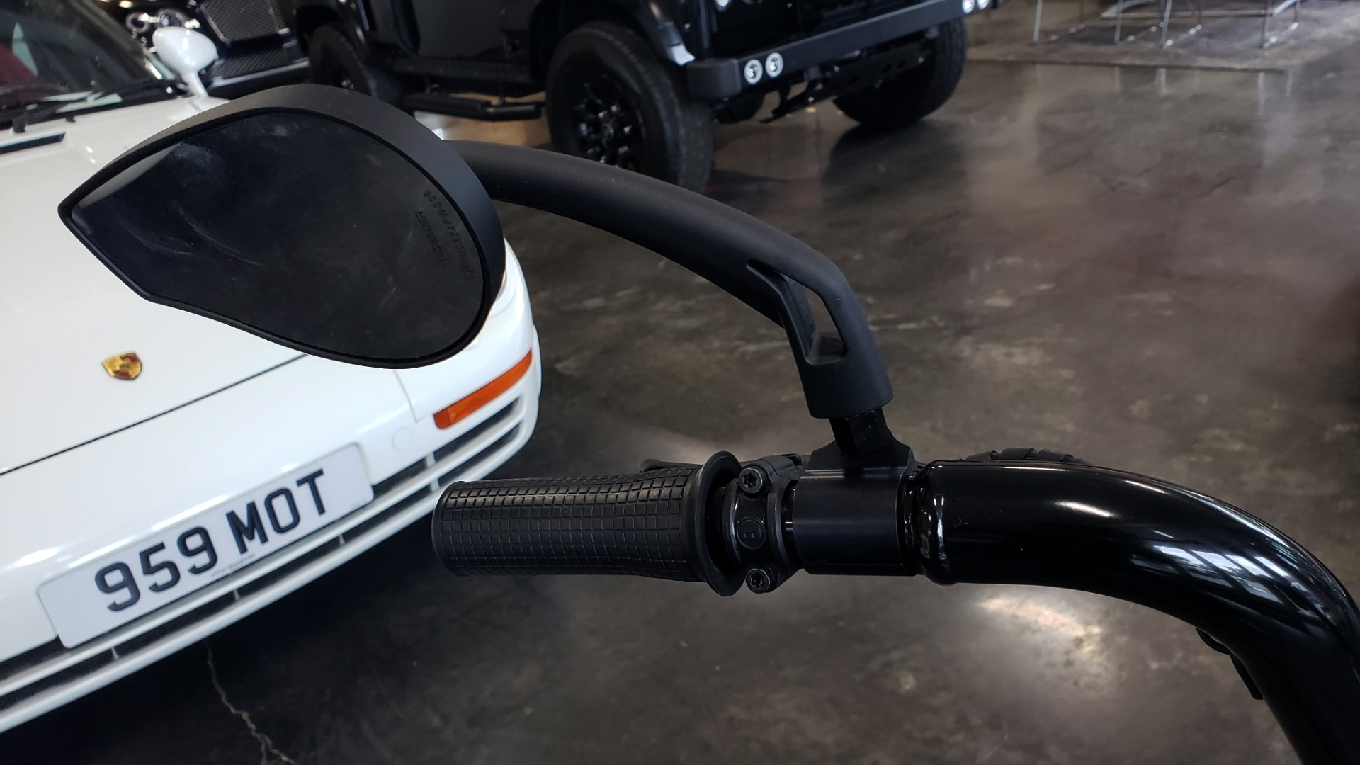 Used 2018 SCROOSER ELECTRIC SCOOTER SELF BALANCED / PEARL BLACK / 15.5 MPH / 34 MI RANGE for sale $1,799 at Formula Imports in Charlotte NC 28227 10