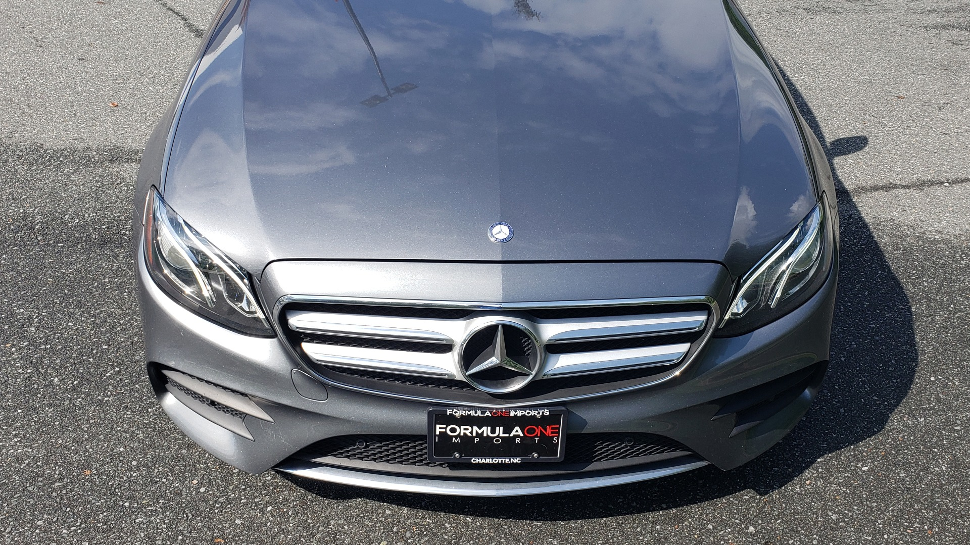Used 2017 Mercedes-Benz E-CLASS E 300 SPORT / NAV / SUNROOF / HTD STS / BURMESTER / REARVIEW for sale Sold at Formula Imports in Charlotte NC 28227 13