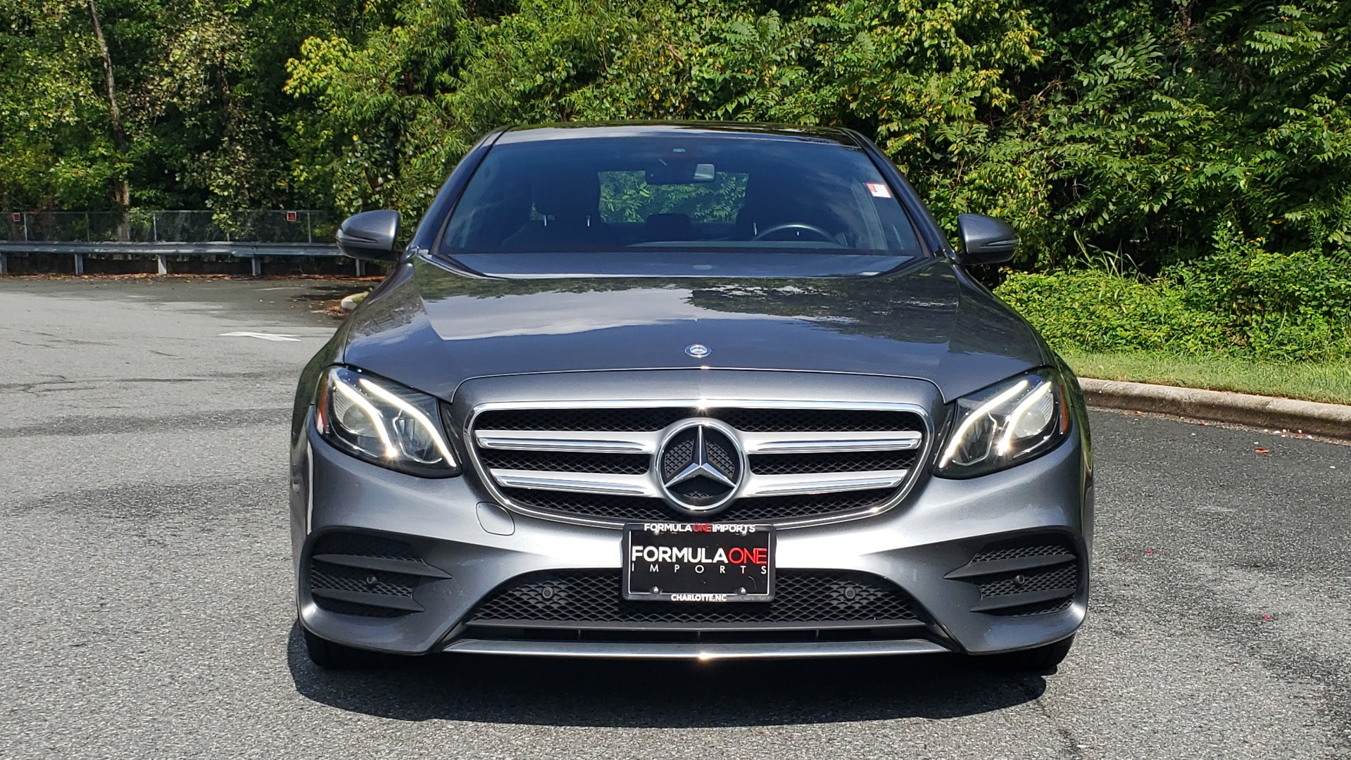Used 2017 Mercedes-Benz E-CLASS E 300 SPORT / NAV / SUNROOF / HTD STS / BURMESTER / REARVIEW for sale Sold at Formula Imports in Charlotte NC 28227 20