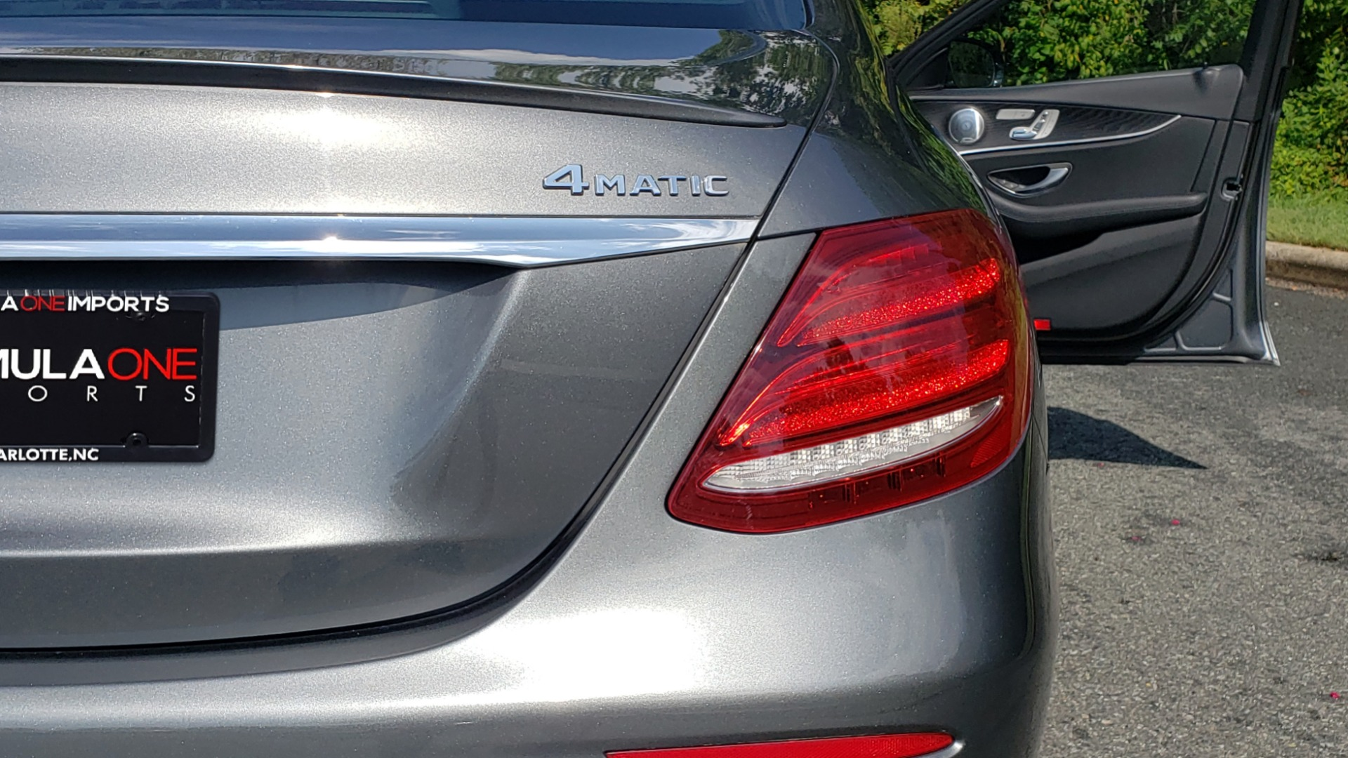 Used 2017 Mercedes-Benz E-CLASS E 300 SPORT / NAV / SUNROOF / HTD STS / BURMESTER / REARVIEW for sale Sold at Formula Imports in Charlotte NC 28227 30