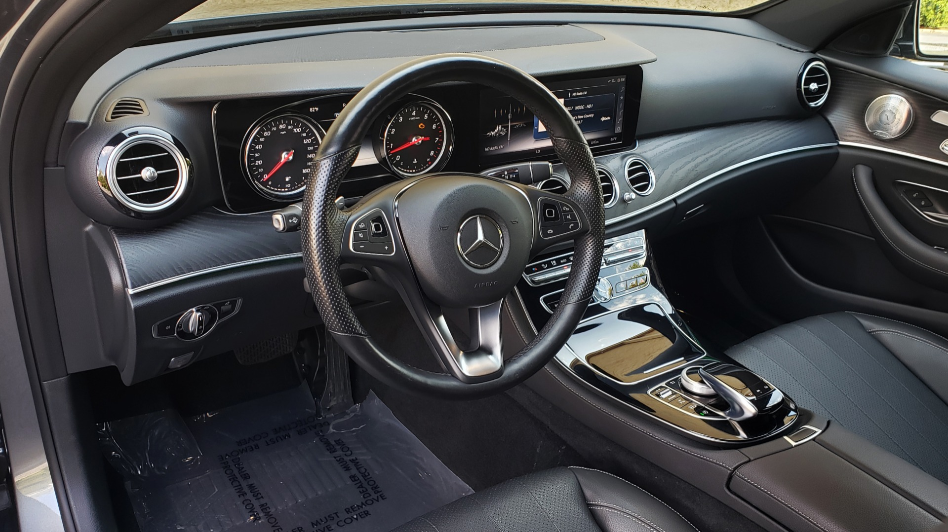 Used 2017 Mercedes-Benz E-CLASS E 300 SPORT / NAV / SUNROOF / HTD STS / BURMESTER / REARVIEW for sale Sold at Formula Imports in Charlotte NC 28227 38
