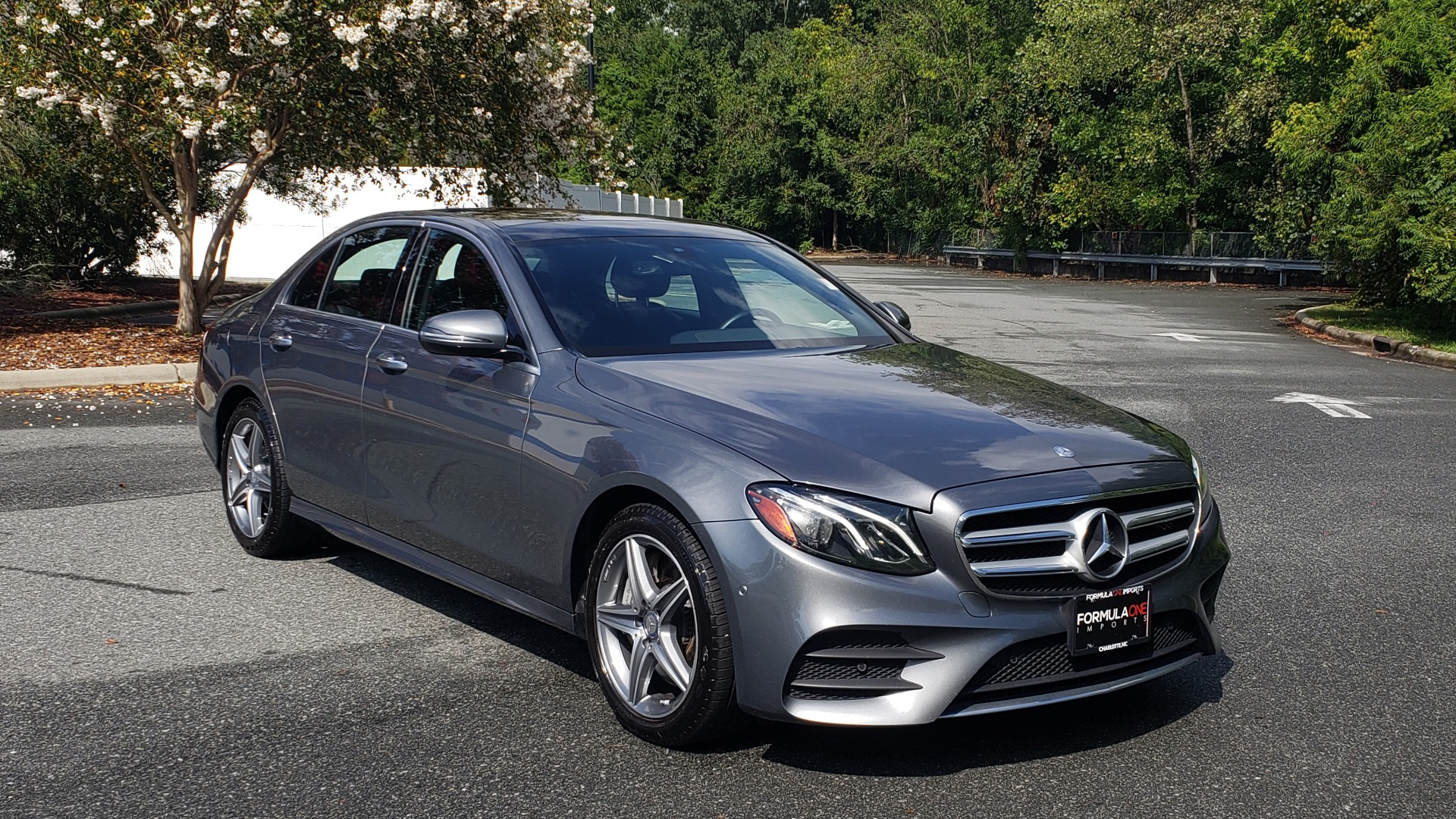 Used 2017 Mercedes-Benz E-CLASS E 300 SPORT / NAV / SUNROOF / HTD STS / BURMESTER / REARVIEW for sale Sold at Formula Imports in Charlotte NC 28227 4