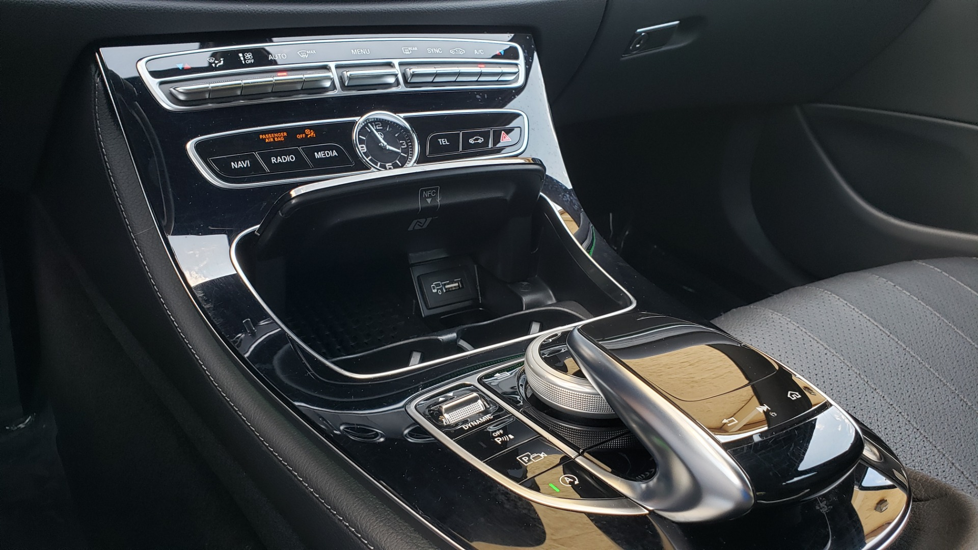 Used 2017 Mercedes-Benz E-CLASS E 300 SPORT / NAV / SUNROOF / HTD STS / BURMESTER / REARVIEW for sale Sold at Formula Imports in Charlotte NC 28227 51
