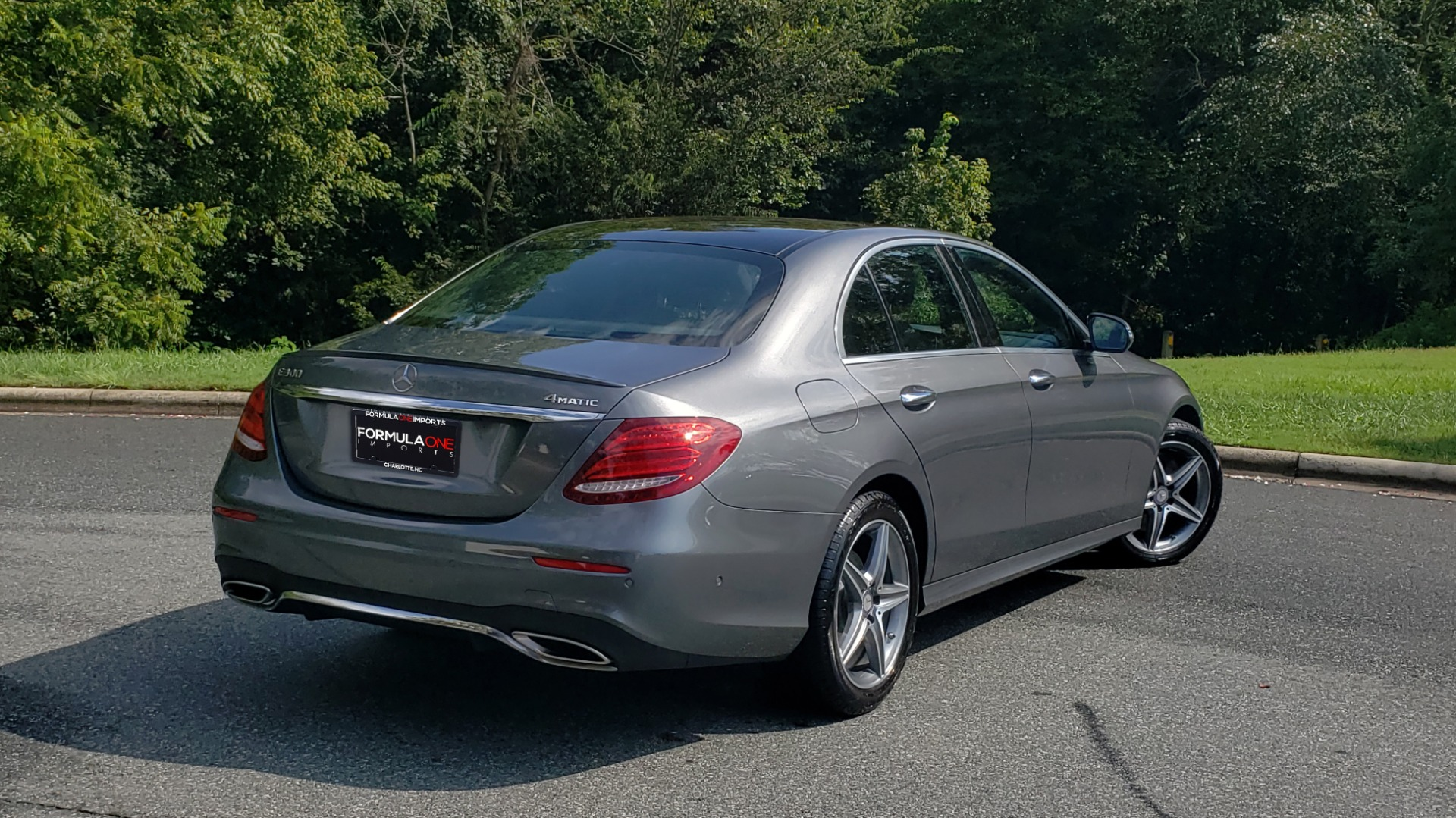 Used 2017 Mercedes-Benz E-CLASS E 300 SPORT / NAV / SUNROOF / HTD STS / BURMESTER / REARVIEW for sale Sold at Formula Imports in Charlotte NC 28227 6