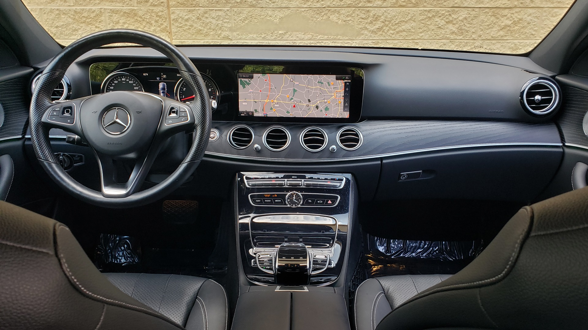 Used 2017 Mercedes-Benz E-CLASS E 300 SPORT / NAV / SUNROOF / HTD STS / BURMESTER / REARVIEW for sale Sold at Formula Imports in Charlotte NC 28227 77