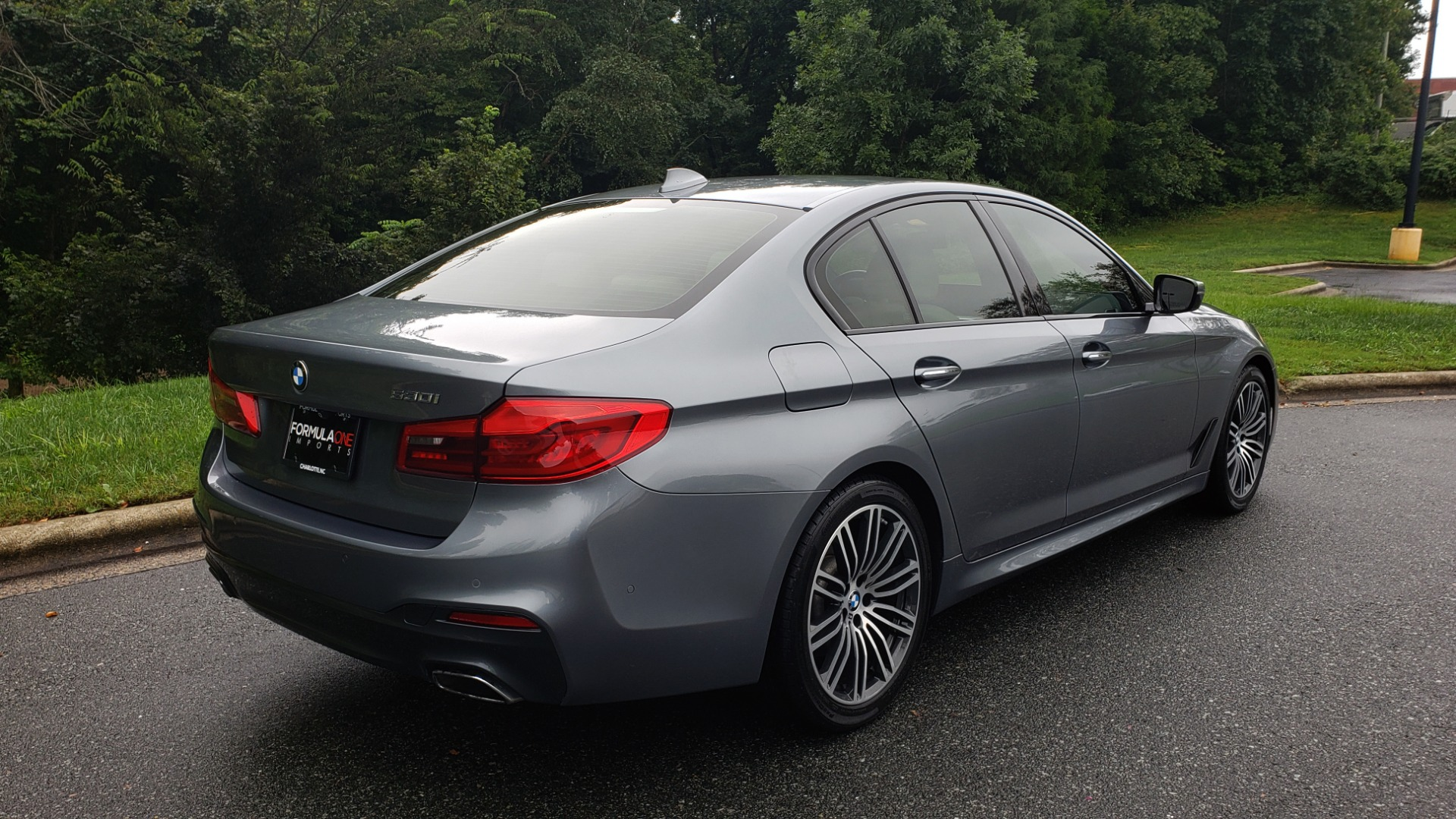 Used 2017 BMW 5 SERIES 530I M-SPORT / PREM PKG / DRVR ASST PLUS / LIGHTING / PREM SND for sale Sold at Formula Imports in Charlotte NC 28227 6
