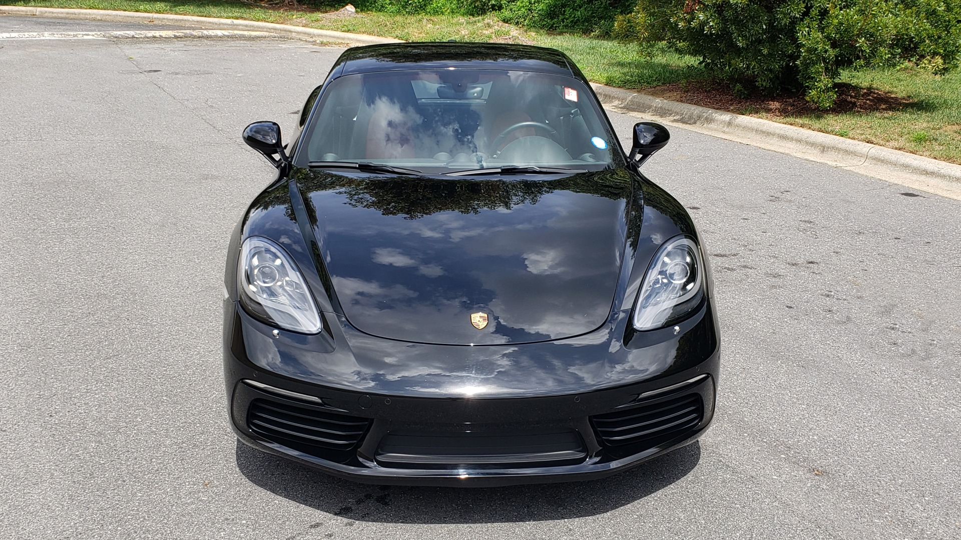 Used 2018 Porsche 718 CAYMAN S / PREM PKG PLUS / PDK / NAV / BOSE / CHRONO / SPORT EXHAUST for sale Sold at Formula Imports in Charlotte NC 28227 16