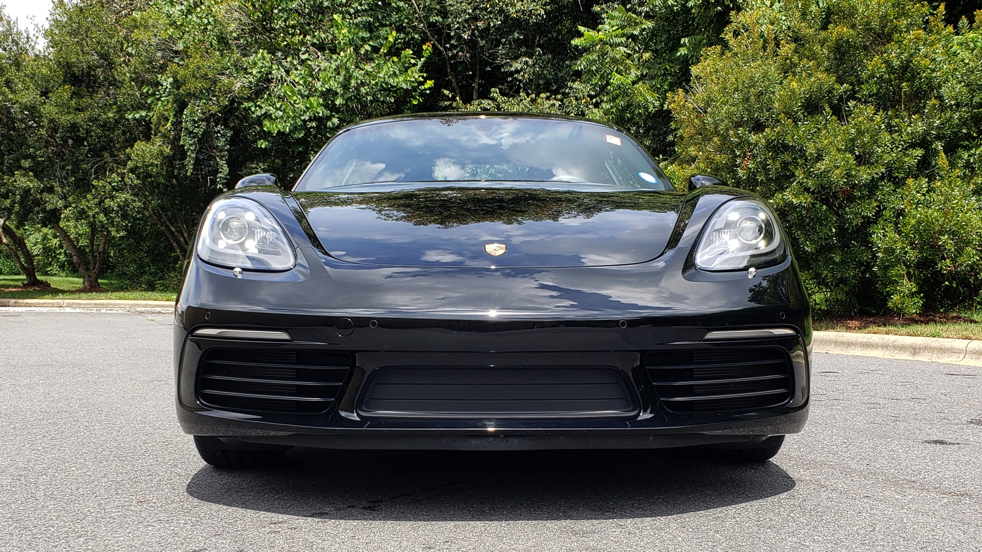 Used 2018 Porsche 718 CAYMAN S / PREM PKG PLUS / PDK / NAV / BOSE / CHRONO / SPORT EXHAUST for sale Sold at Formula Imports in Charlotte NC 28227 17
