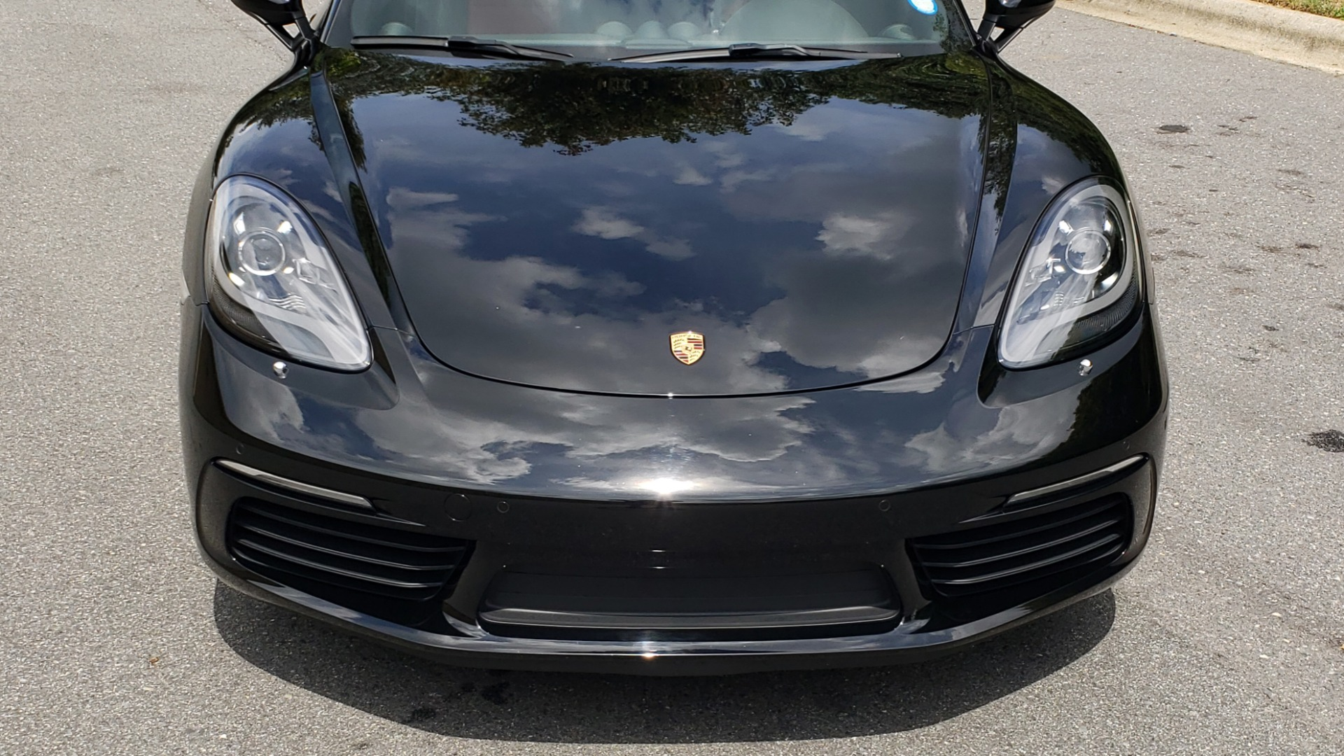 Used 2018 Porsche 718 CAYMAN S / PREM PKG PLUS / PDK / NAV / BOSE / CHRONO / SPORT EXHAUST for sale Sold at Formula Imports in Charlotte NC 28227 18