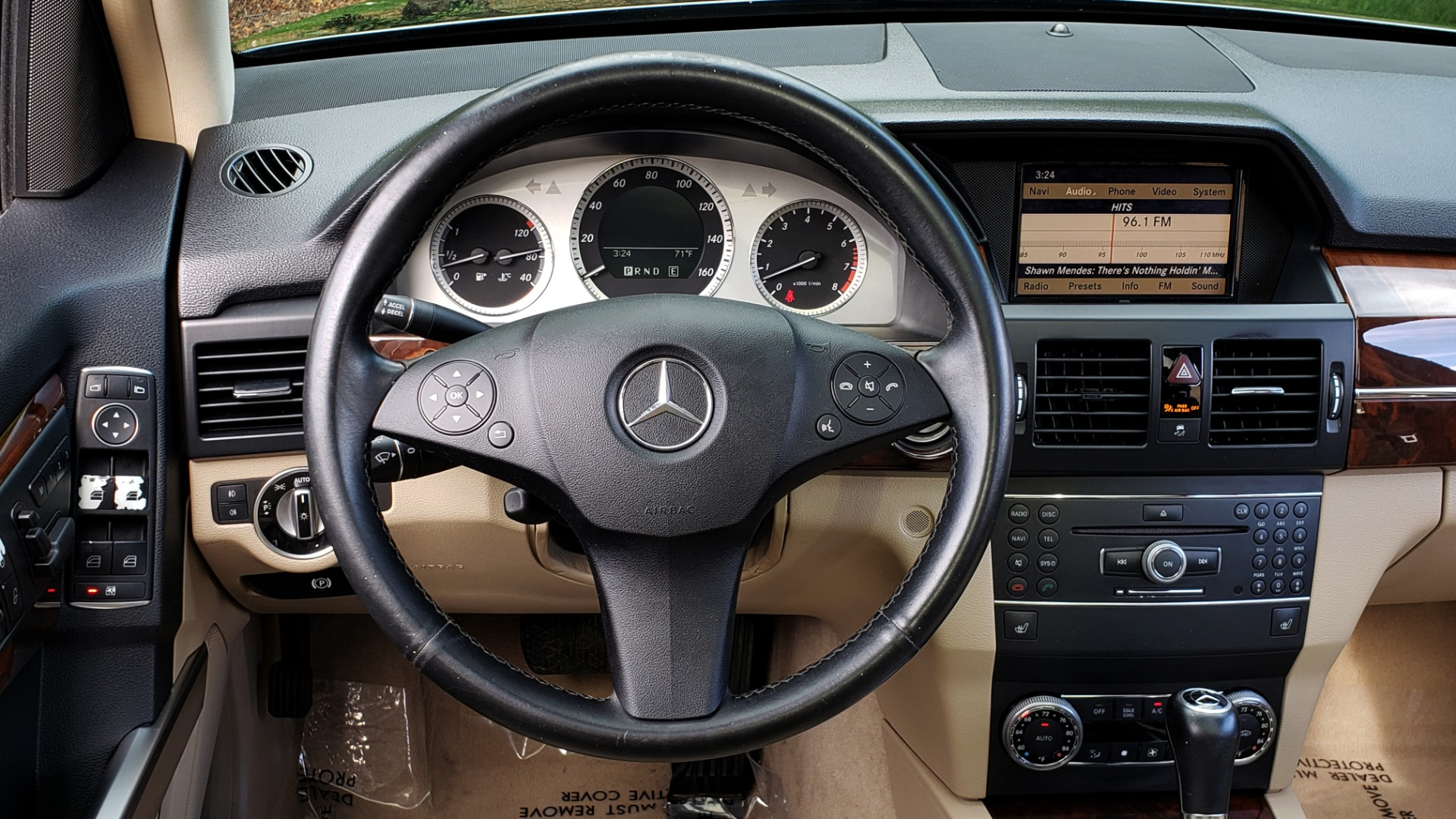 Used 2012 Mercedes-Benz GLK-CLASS GLK 350 4MATIC / PREM PKG / SUNROOF / KEYLESS-GO / NAV / REARVIEW for sale Sold at Formula Imports in Charlotte NC 28227 40