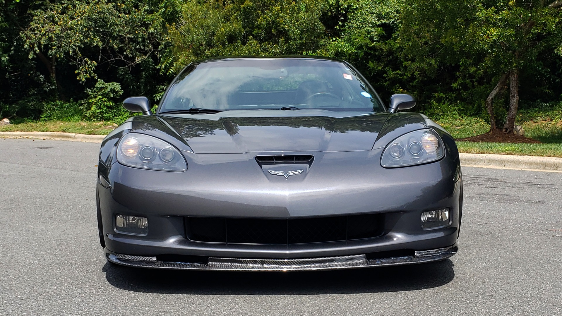 Used 2010 Chevrolet CORVETTE Z16 GRAND SPORT 3LT / HUD / 6.2L V8 / 6-SPD AUTO / NPP EXH for sale Sold at Formula Imports in Charlotte NC 28227 28