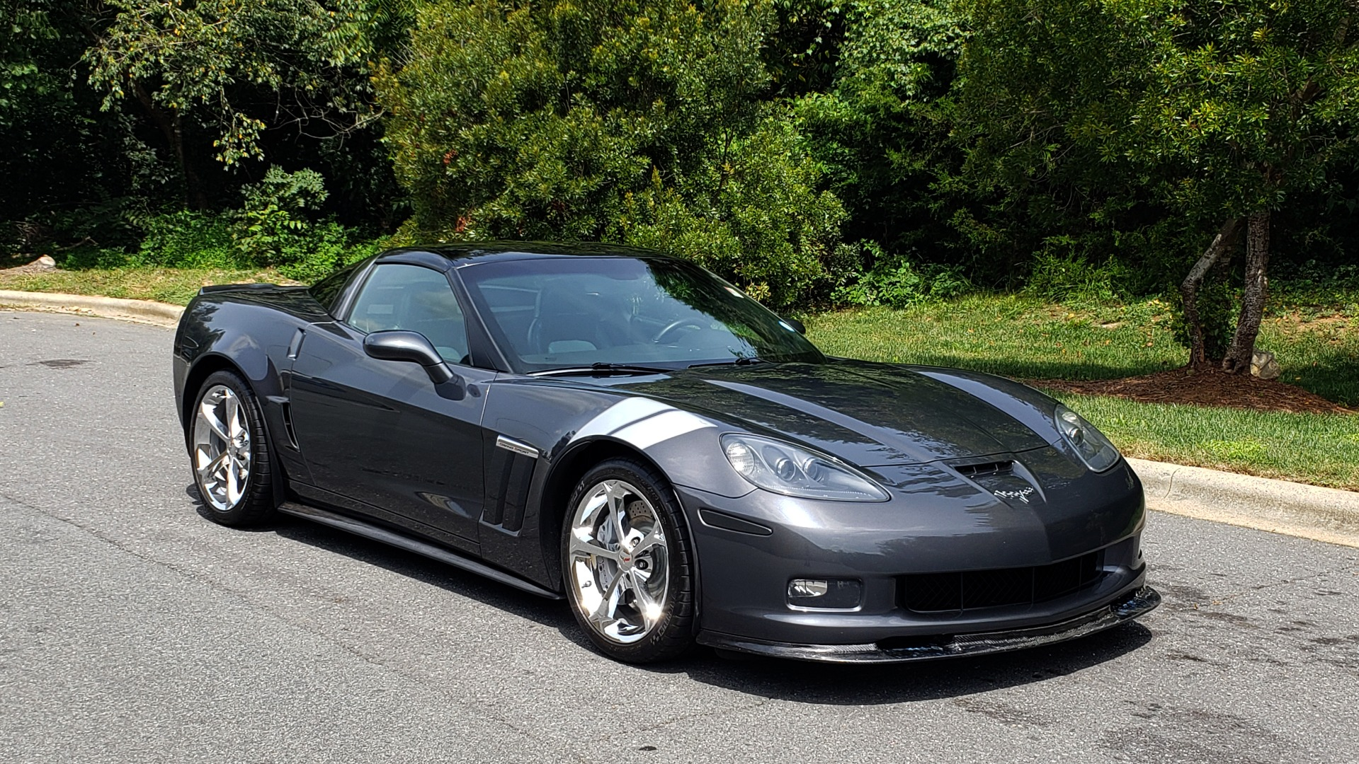 Used 2010 Chevrolet CORVETTE Z16 GRAND SPORT 3LT / HUD / 6.2L V8 / 6-SPD AUTO / NPP EXH for sale Sold at Formula Imports in Charlotte NC 28227 3