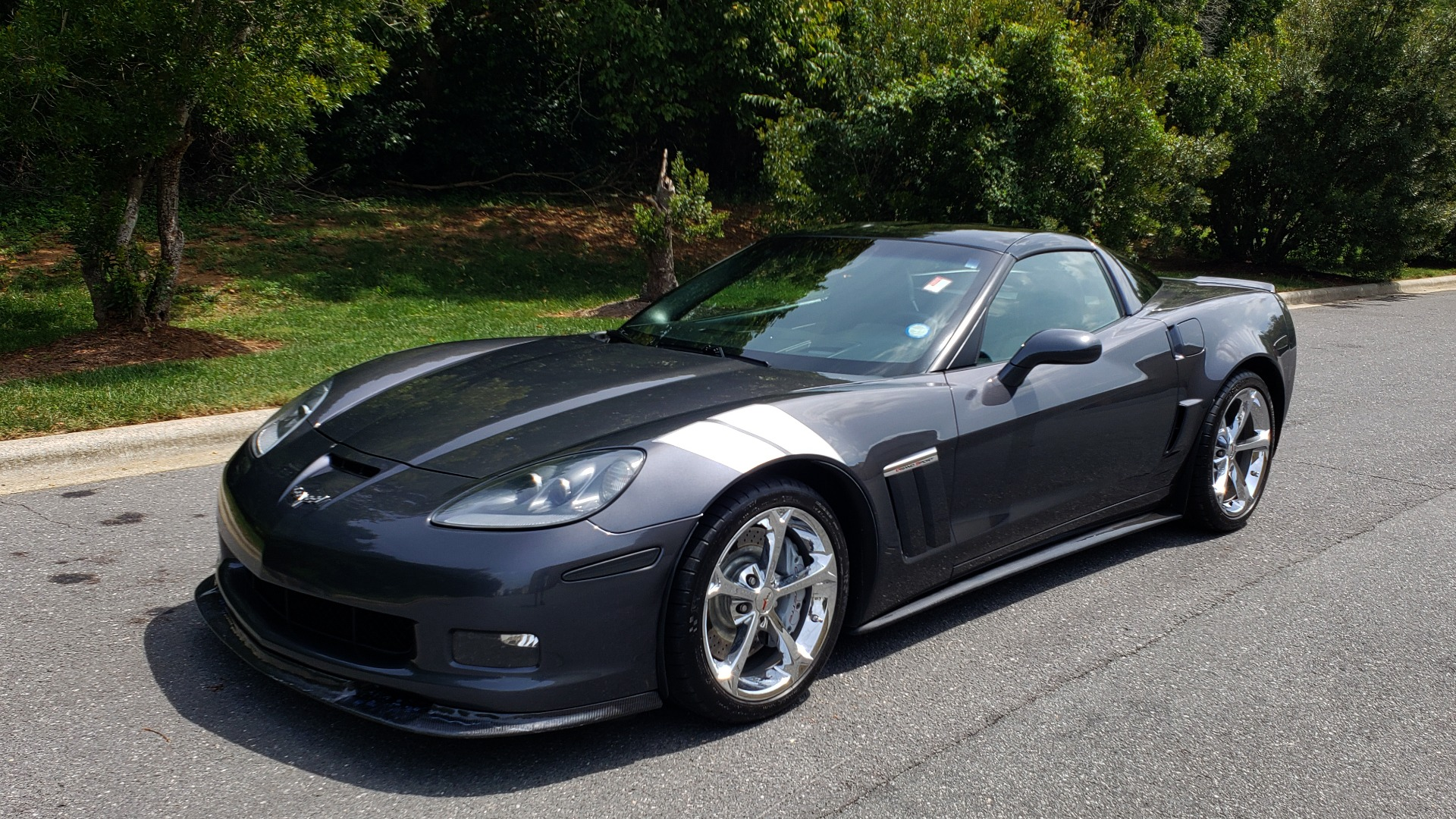 Used 2010 Chevrolet CORVETTE Z16 GRAND SPORT 3LT / HUD / 6.2L V8 / 6-SPD AUTO / NPP EXH for sale Sold at Formula Imports in Charlotte NC 28227 6