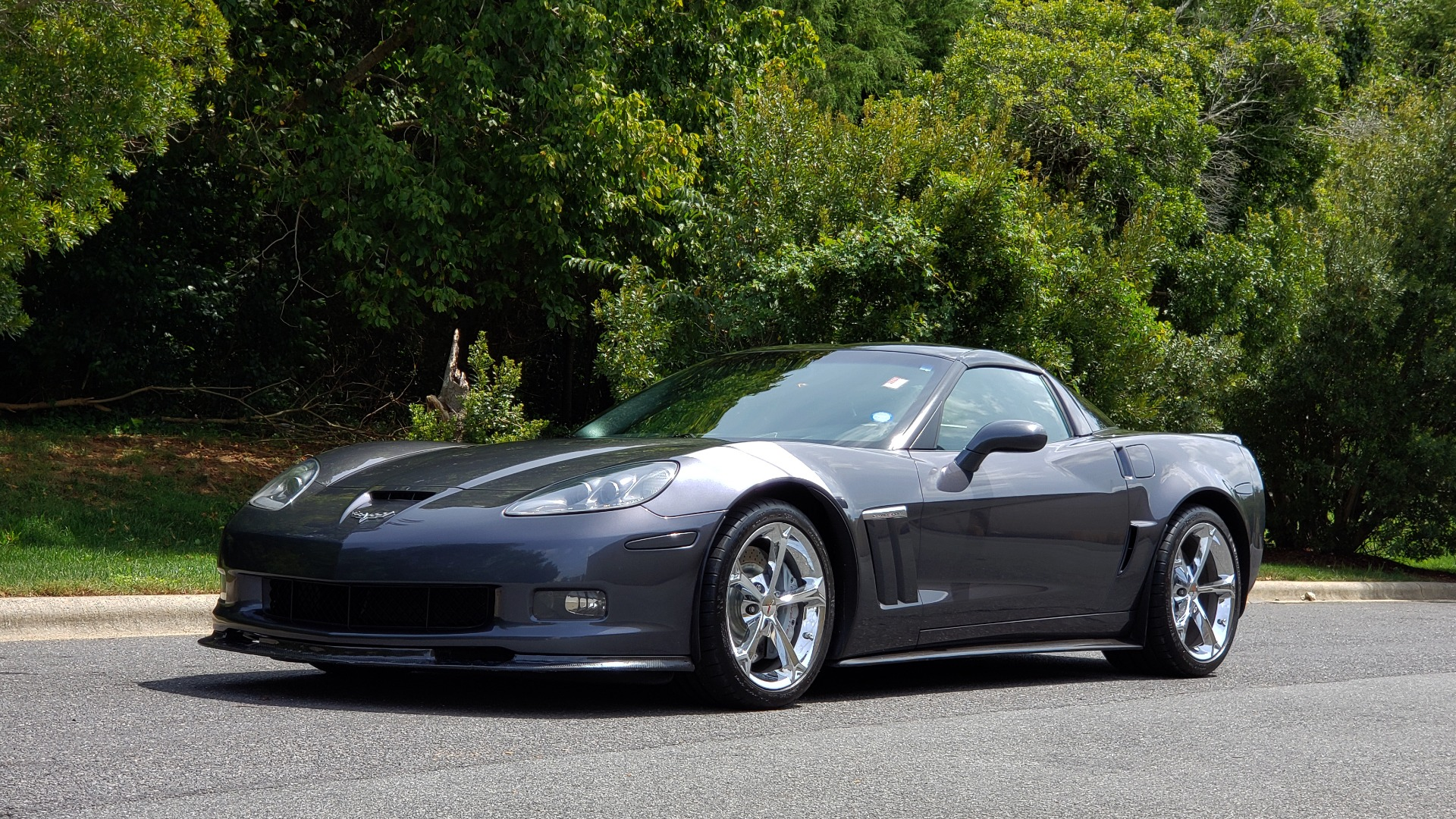Used 2010 Chevrolet CORVETTE Z16 GRAND SPORT 3LT / HUD / 6.2L V8 / 6-SPD AUTO / NPP EXH for sale Sold at Formula Imports in Charlotte NC 28227 7