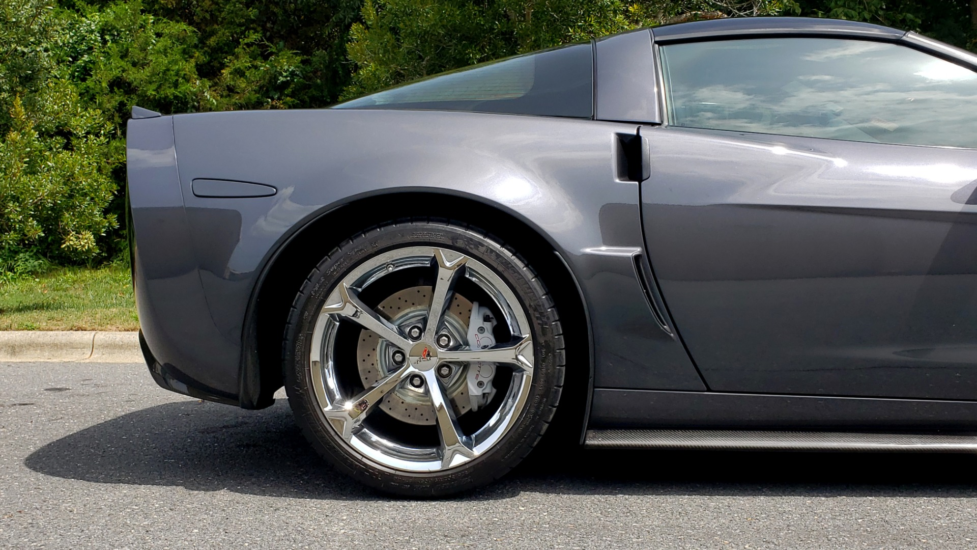 Used 2010 Chevrolet CORVETTE Z16 GRAND SPORT 3LT / HUD / 6.2L V8 / 6-SPD AUTO / NPP EXH for sale Sold at Formula Imports in Charlotte NC 28227 79