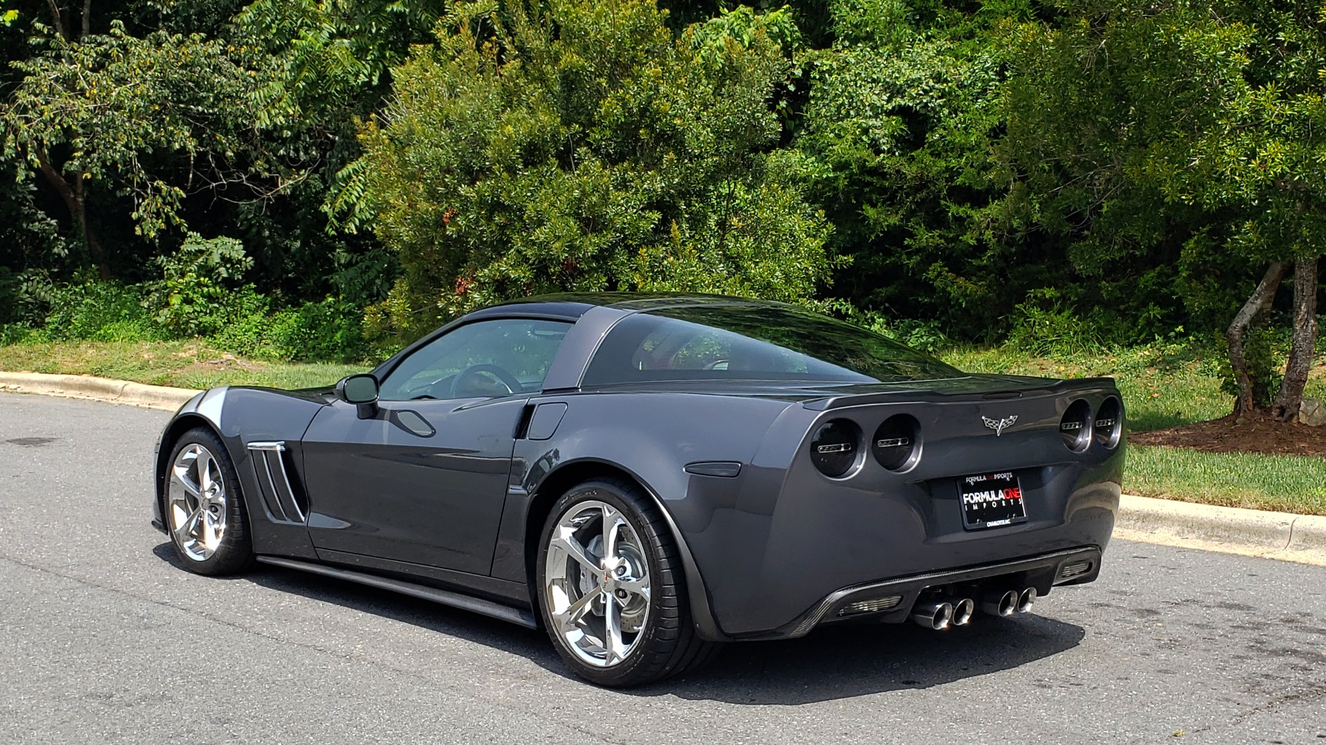 Used 2010 Chevrolet CORVETTE Z16 GRAND SPORT 3LT / HUD / 6.2L V8 / 6-SPD AUTO / NPP EXH for sale Sold at Formula Imports in Charlotte NC 28227 9