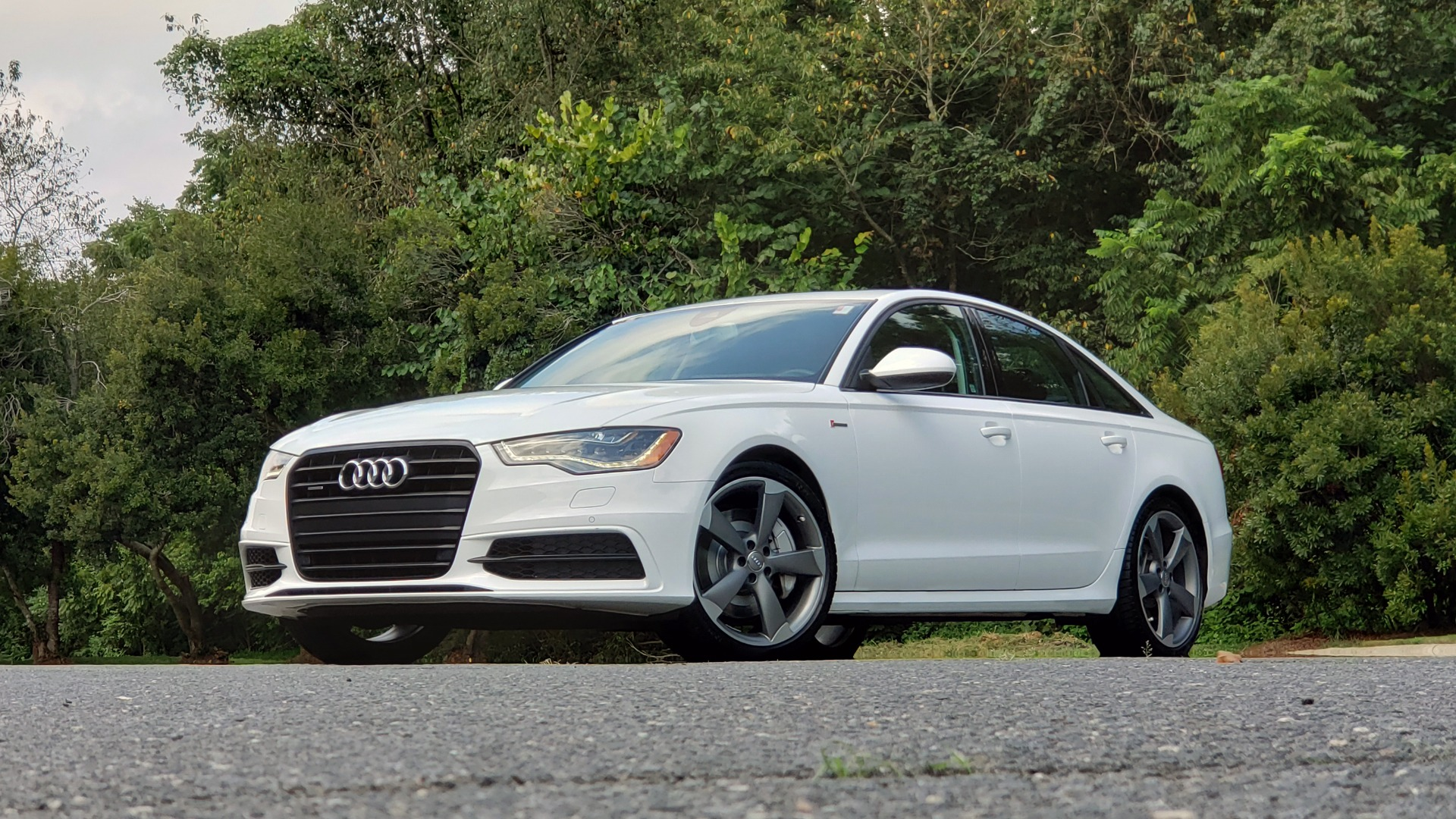 Used 2015 Audi A6 3.0T PRESTIGE / BLACK OPTIC / NAV / BOSE / SUNROOF / REARVIEW for sale Sold at Formula Imports in Charlotte NC 28227 2