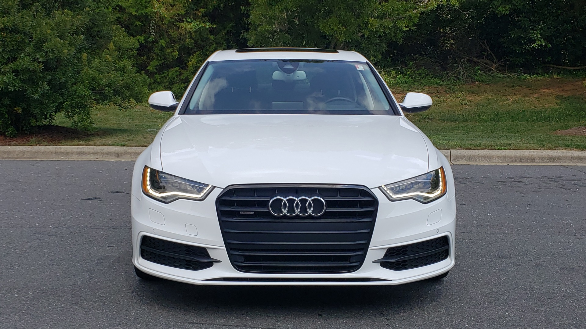 Used 2015 Audi A6 3.0T PRESTIGE / BLACK OPTIC / NAV / BOSE / SUNROOF / REARVIEW for sale Sold at Formula Imports in Charlotte NC 28227 26