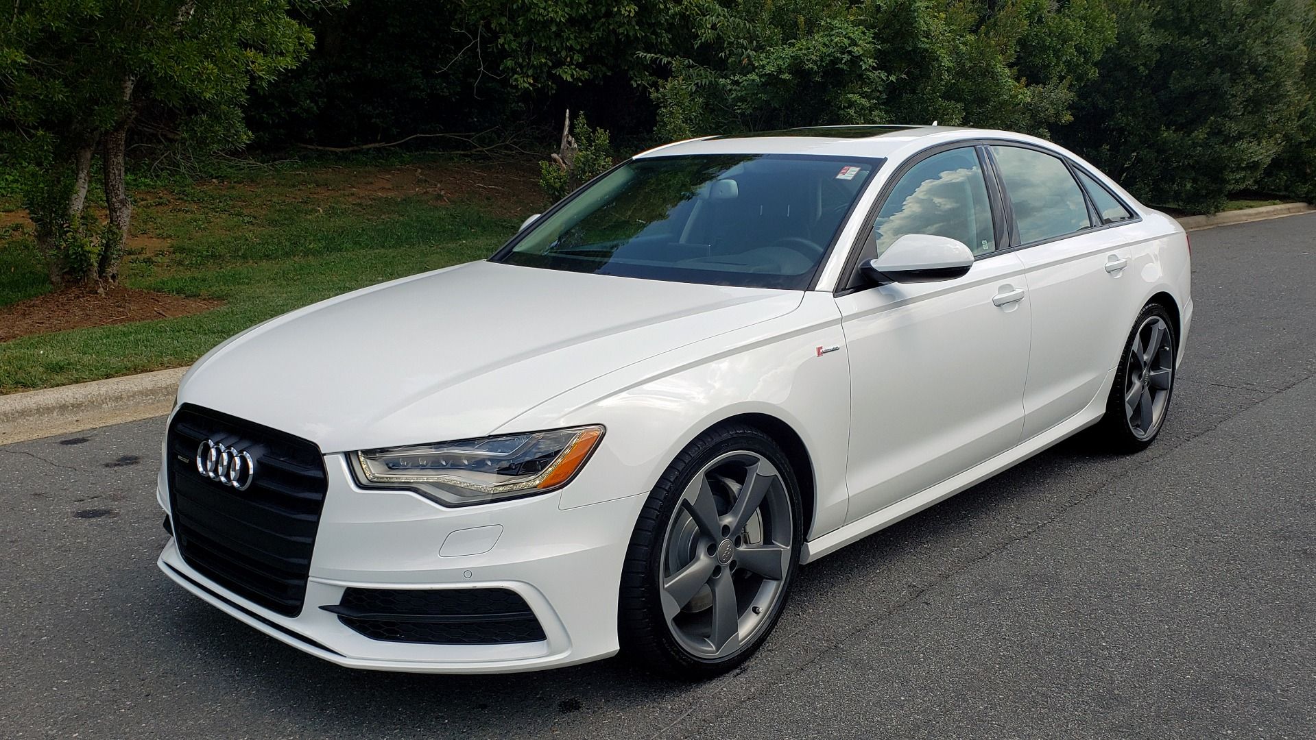 Used 2015 Audi A6 3.0T PRESTIGE / BLACK OPTIC / NAV / BOSE / SUNROOF / REARVIEW for sale Sold at Formula Imports in Charlotte NC 28227 3