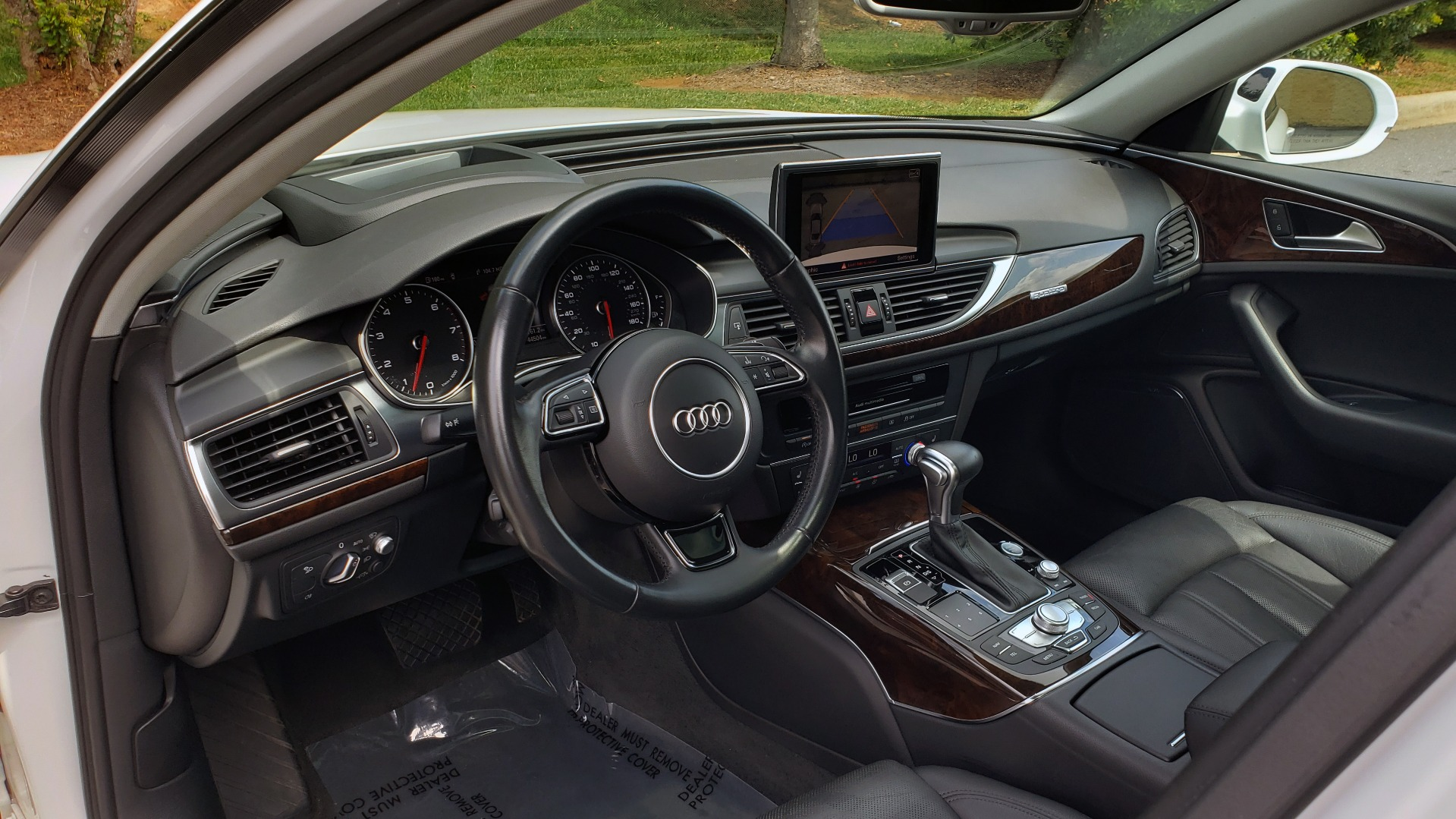 Used 2015 Audi A6 3.0T PRESTIGE / BLACK OPTIC / NAV / BOSE / SUNROOF / REARVIEW for sale Sold at Formula Imports in Charlotte NC 28227 45