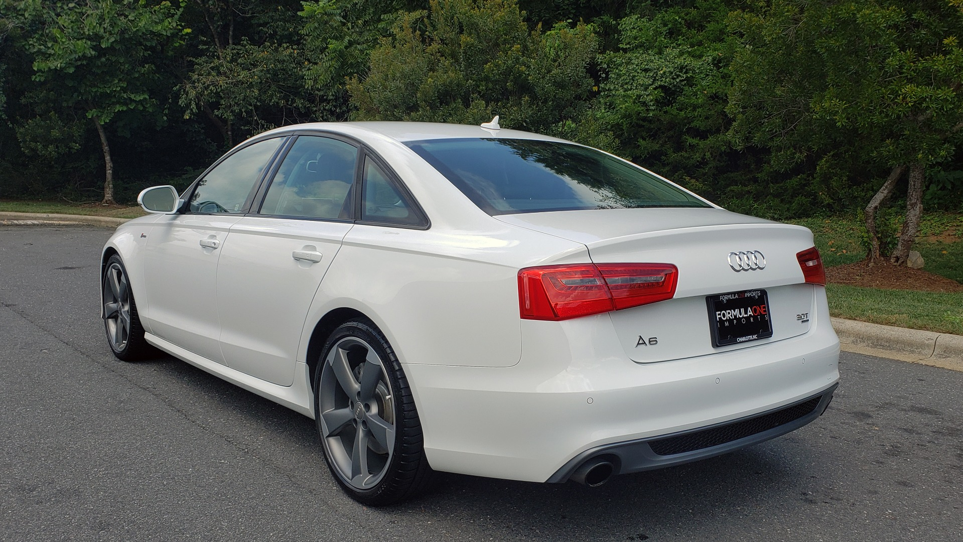 Used 2015 Audi A6 3.0T PRESTIGE / BLACK OPTIC / NAV / BOSE / SUNROOF / REARVIEW for sale Sold at Formula Imports in Charlotte NC 28227 5