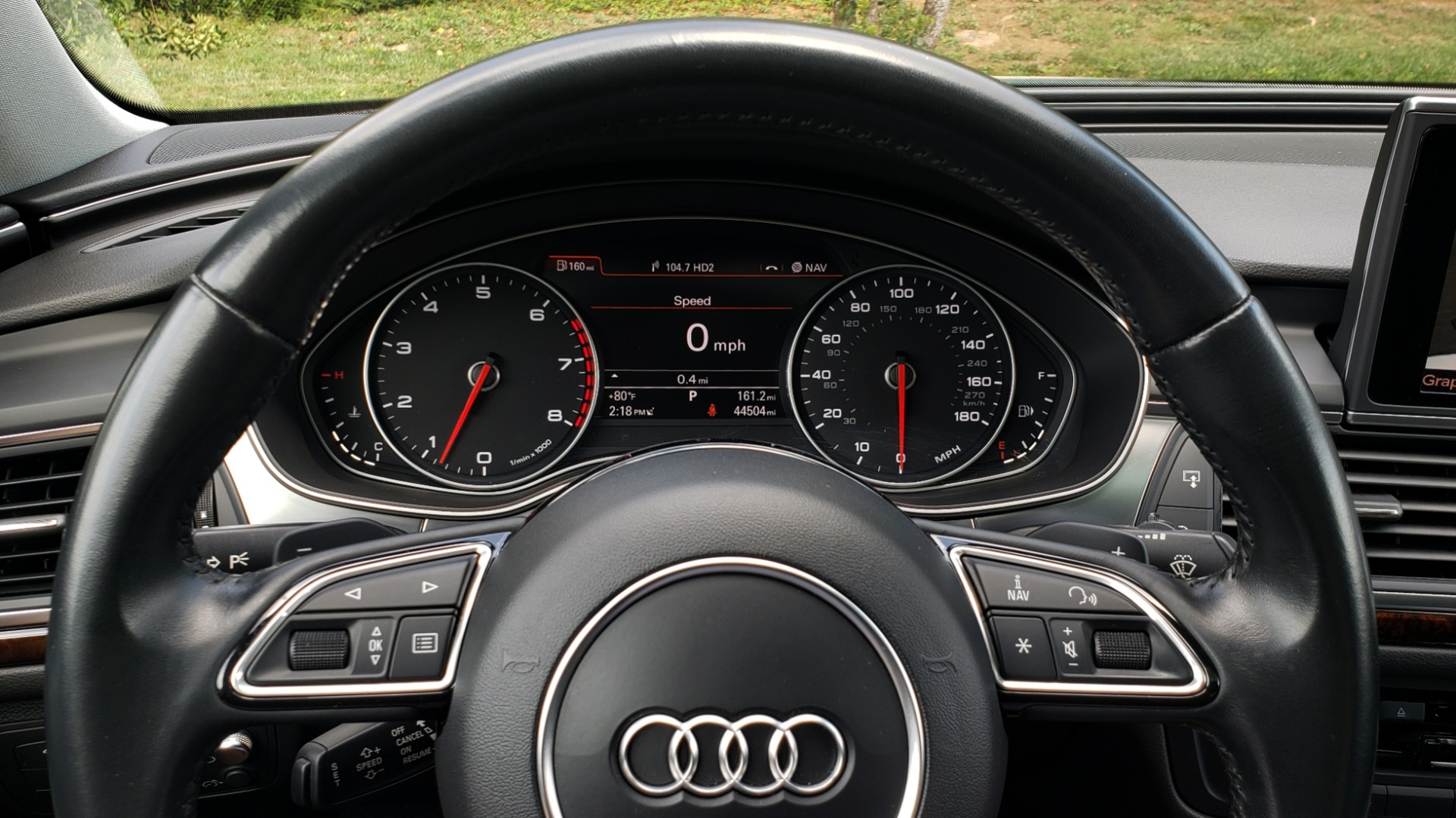 Used 2015 Audi A6 3.0T PRESTIGE / BLACK OPTIC / NAV / BOSE / SUNROOF / REARVIEW for sale Sold at Formula Imports in Charlotte NC 28227 50