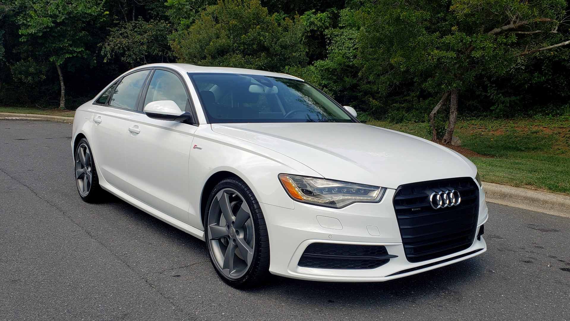 Used 2015 Audi A6 3.0T PRESTIGE / BLACK OPTIC / NAV / BOSE / SUNROOF / REARVIEW for sale Sold at Formula Imports in Charlotte NC 28227 6