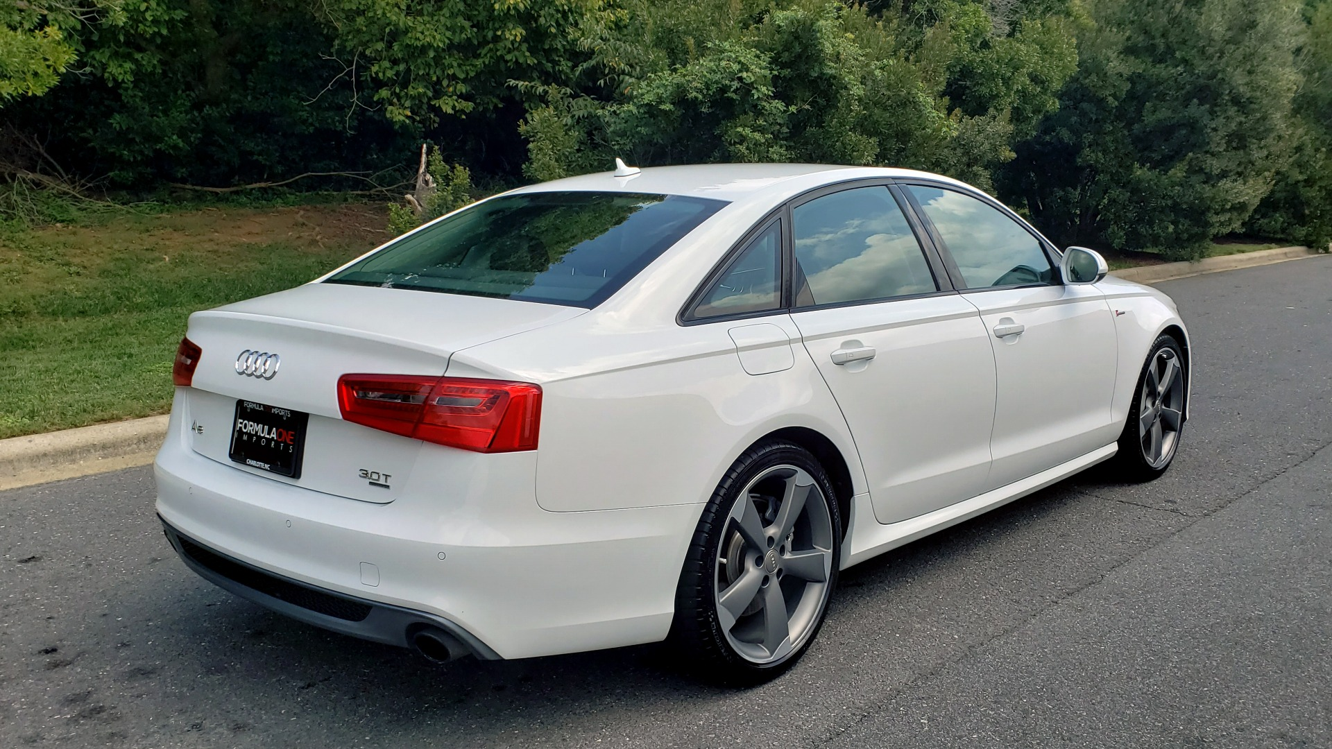 Used 2015 Audi A6 3.0T PRESTIGE / BLACK OPTIC / NAV / BOSE / SUNROOF / REARVIEW for sale Sold at Formula Imports in Charlotte NC 28227 8