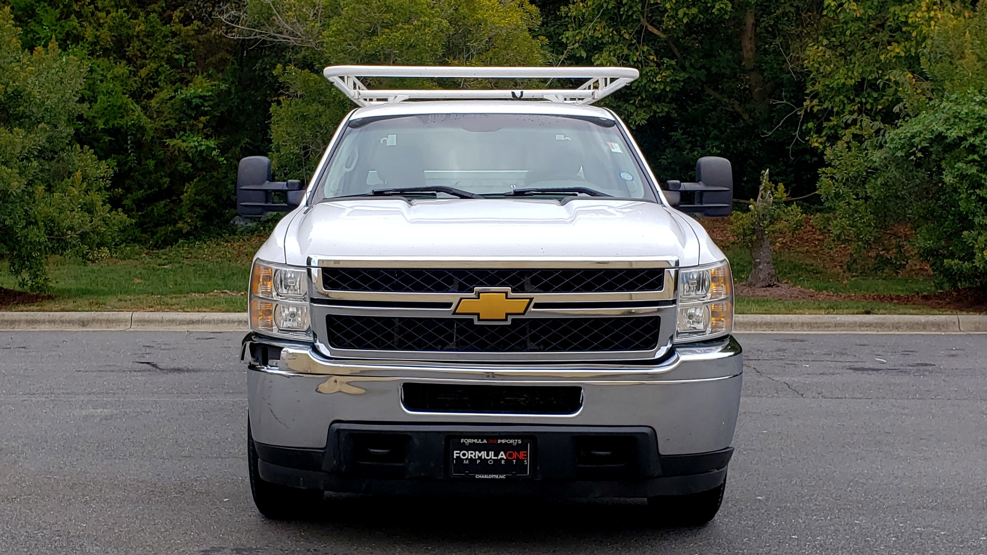 Used 2013 Chevrolet SILVERADO 2500HD WORK TRUCK 4WD / 6.0L V8 / AUTO / TOOL BOX / CLEAN for sale Sold at Formula Imports in Charlotte NC 28227 17