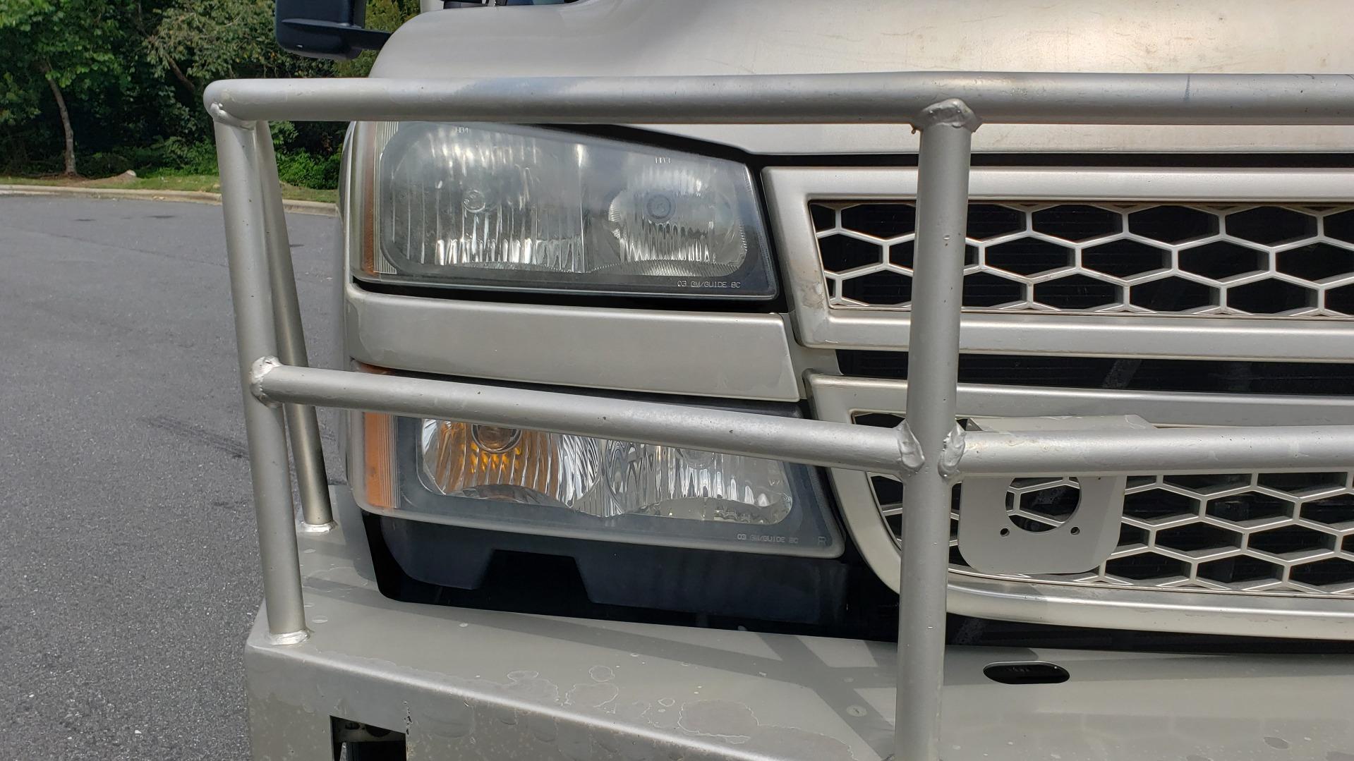 Used 2005 Chevrolet SILVERADO 3500 DRW / 4WD / REG CAB / 6.6L DURAMAX / DOOMSDAY PREPPER for sale $21,595 at Formula Imports in Charlotte NC 28227 17