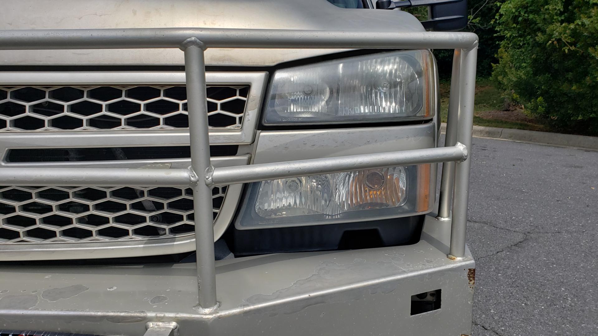 Used 2005 Chevrolet SILVERADO 3500 DRW / 4WD / REG CAB / 6.6L DURAMAX / DOOMSDAY PREPPER for sale $21,595 at Formula Imports in Charlotte NC 28227 18