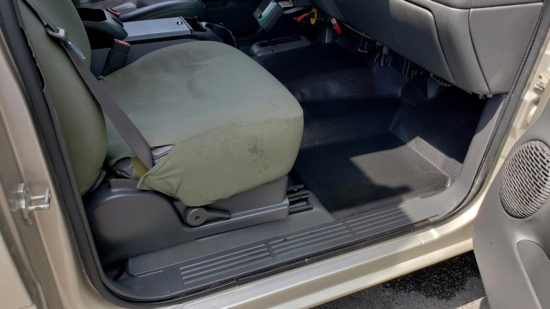 Used 2005 Chevrolet SILVERADO 3500 DRW / 4WD / REG CAB / 6.6L DURAMAX / DOOMSDAY PREPPER for sale $21,595 at Formula Imports in Charlotte NC 28227 51