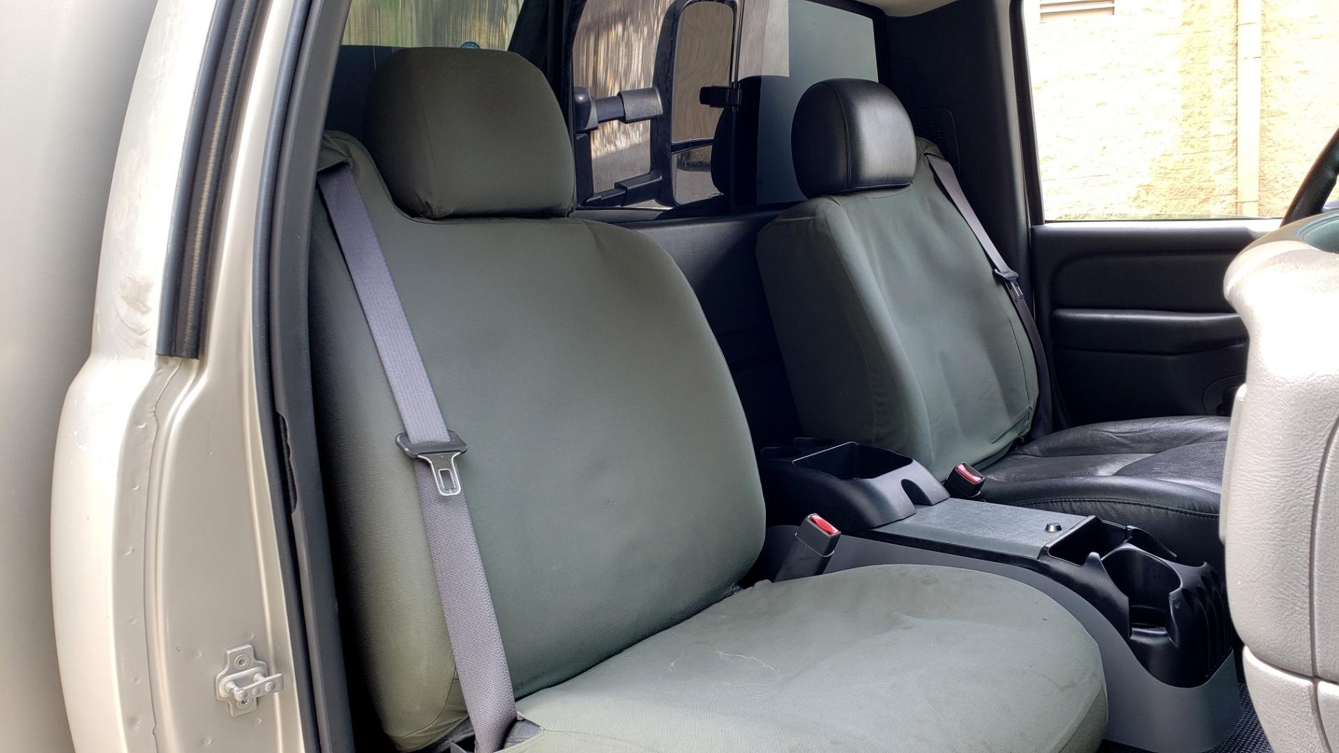 Used 2005 Chevrolet SILVERADO 3500 DRW / 4WD / REG CAB / 6.6L DURAMAX / DOOMSDAY PREPPER for sale $21,595 at Formula Imports in Charlotte NC 28227 52