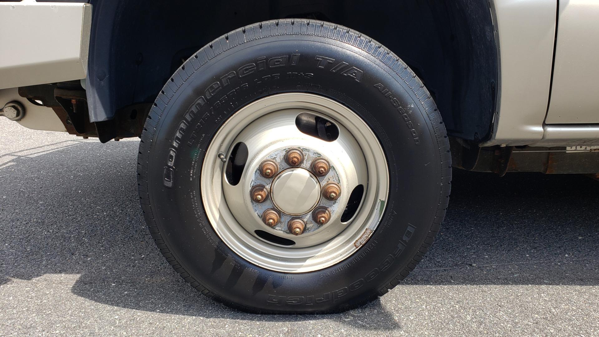 Used 2005 Chevrolet SILVERADO 3500 DRW / 4WD / REG CAB / 6.6L DURAMAX / DOOMSDAY PREPPER for sale $21,595 at Formula Imports in Charlotte NC 28227 55