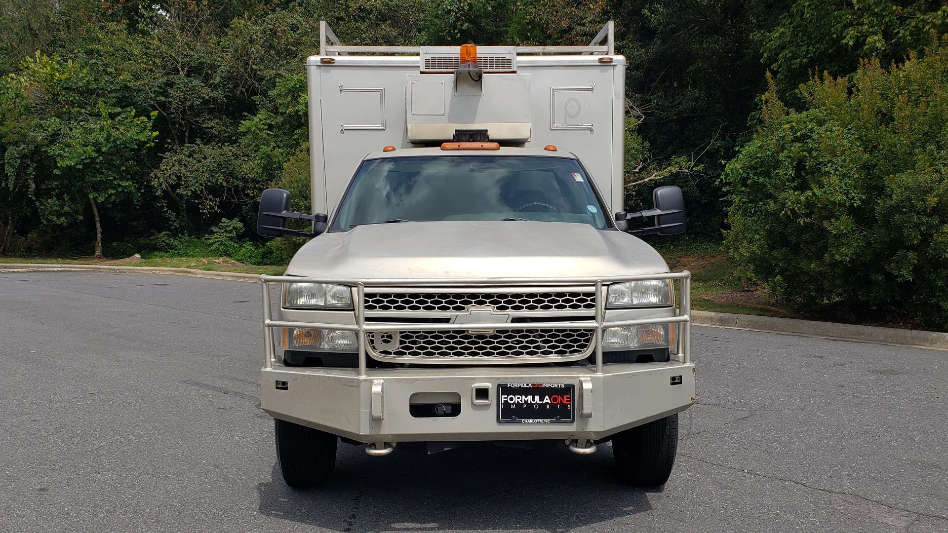 Used 2005 Chevrolet SILVERADO 3500 DRW / 4WD / REG CAB / 6.6L DURAMAX / DOOMSDAY PREPPER for sale $21,595 at Formula Imports in Charlotte NC 28227 7