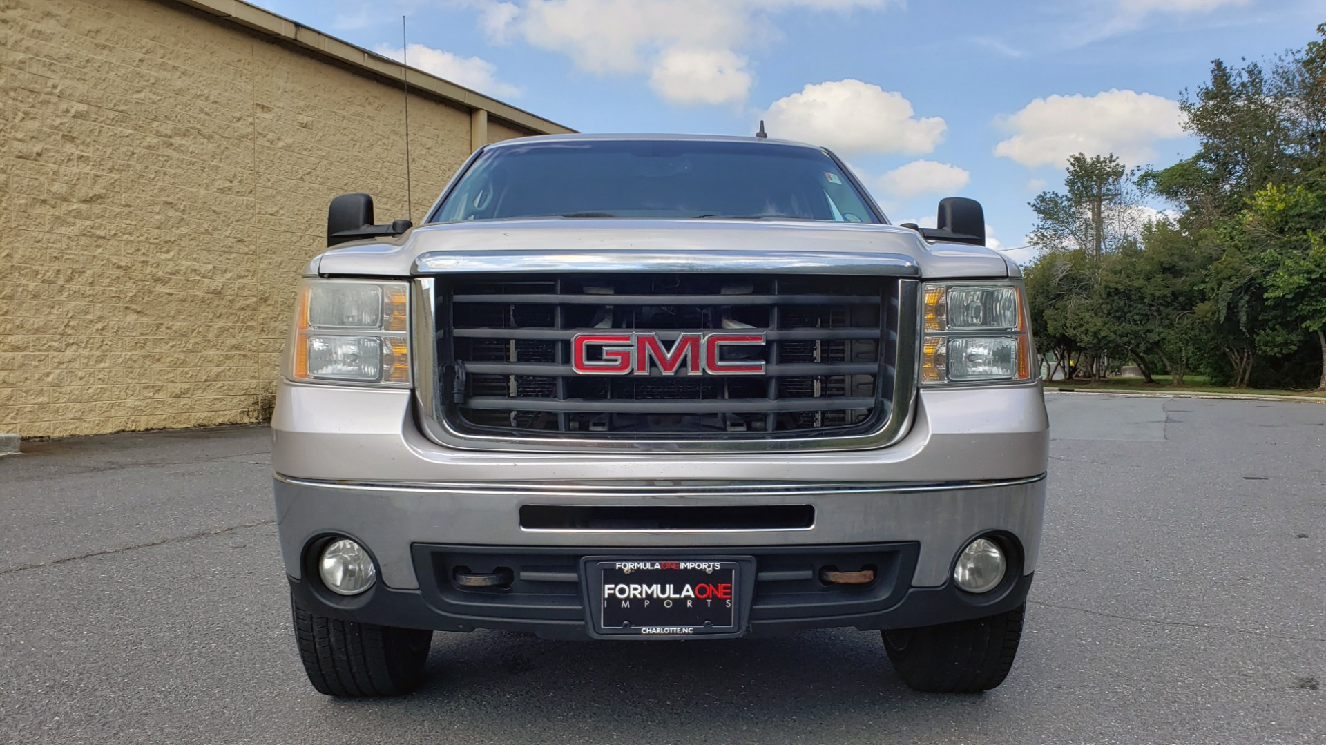 Used 2008 GMC SIERRA 3500HD SRW SLT CREWCAB / 167IN WB / DURAMAX / 6-SPD AUTO / BOSE for sale Sold at Formula Imports in Charlotte NC 28227 26