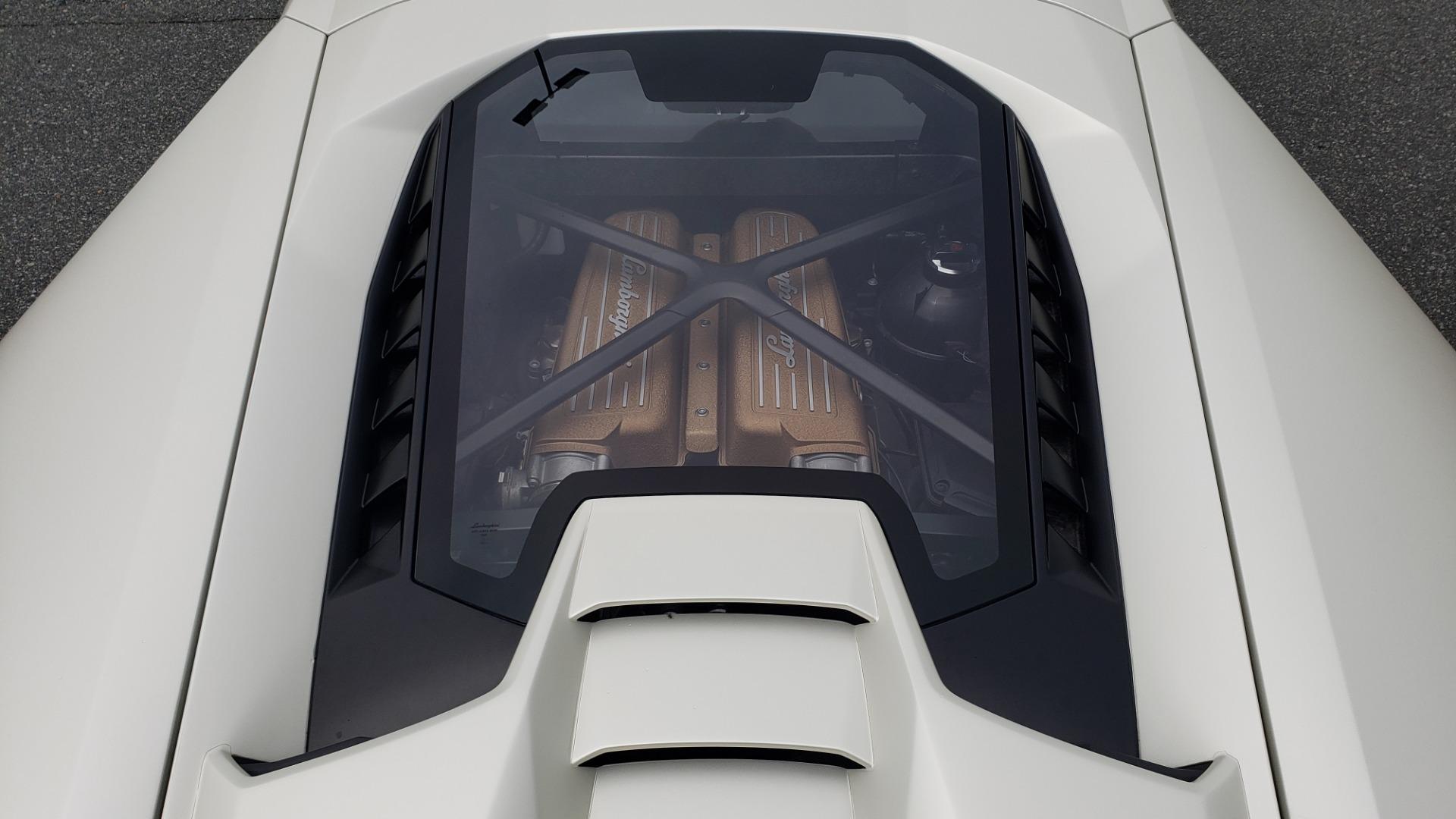 Used 2018 Lamborghini HURACAN PERFORMANTE 5.2L V10 / 630HP / 7-SPD AUTO / AWD / NAV / PREM SND for sale $269,995 at Formula Imports in Charlotte NC 28227 24