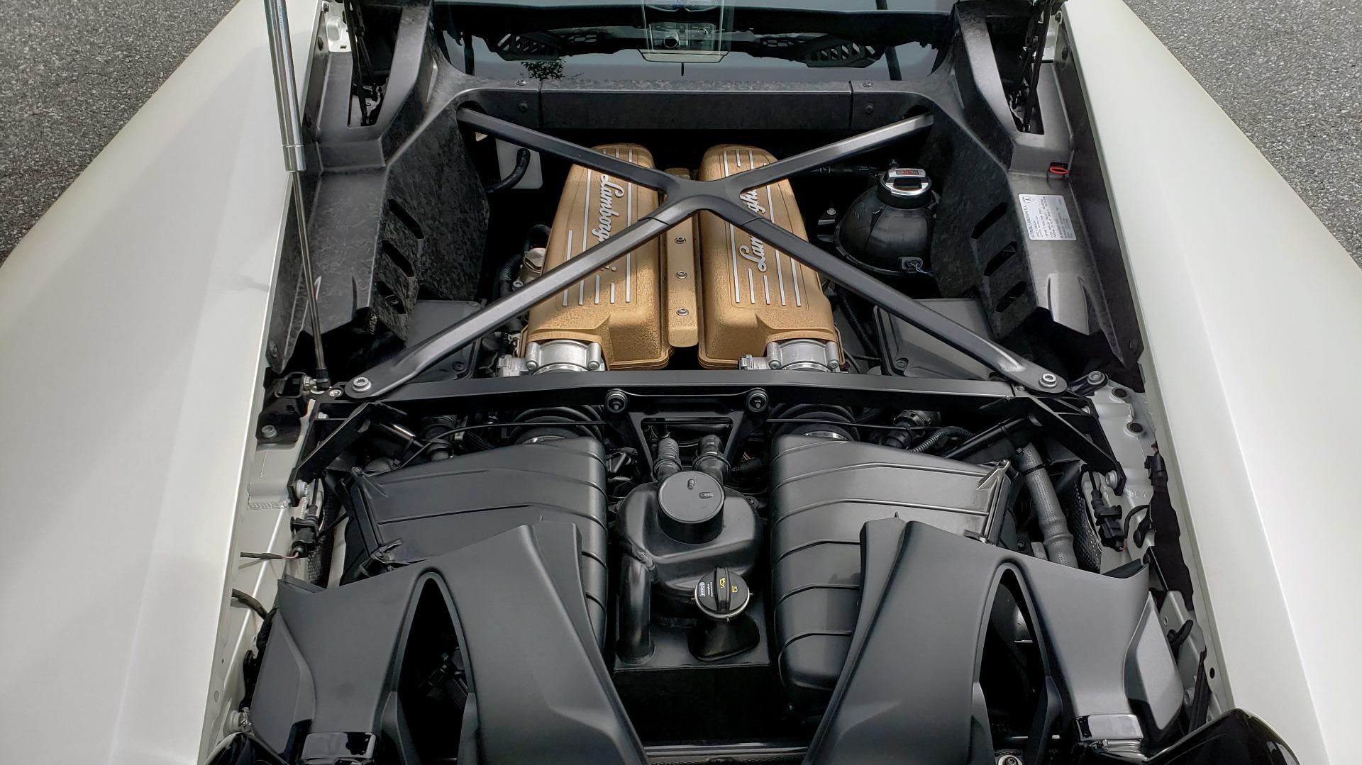 Used 2018 Lamborghini HURACAN PERFORMANTE 5.2L V10 / 630HP / 7-SPD AUTO / AWD / NAV / PREM SND for sale $269,995 at Formula Imports in Charlotte NC 28227 25
