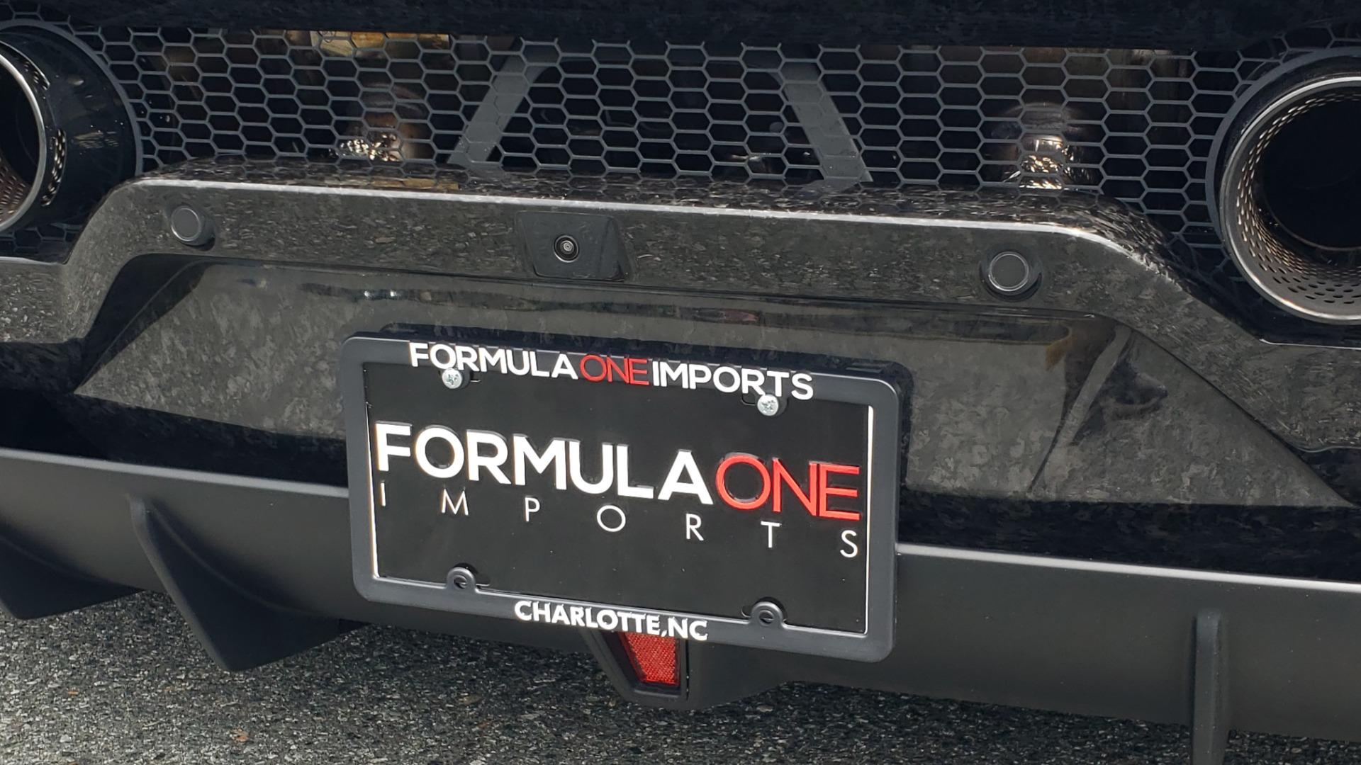 Used 2018 Lamborghini HURACAN PERFORMANTE 5.2L V10 / 630HP / 7-SPD AUTO / AWD / NAV / PREM SND for sale $269,995 at Formula Imports in Charlotte NC 28227 40