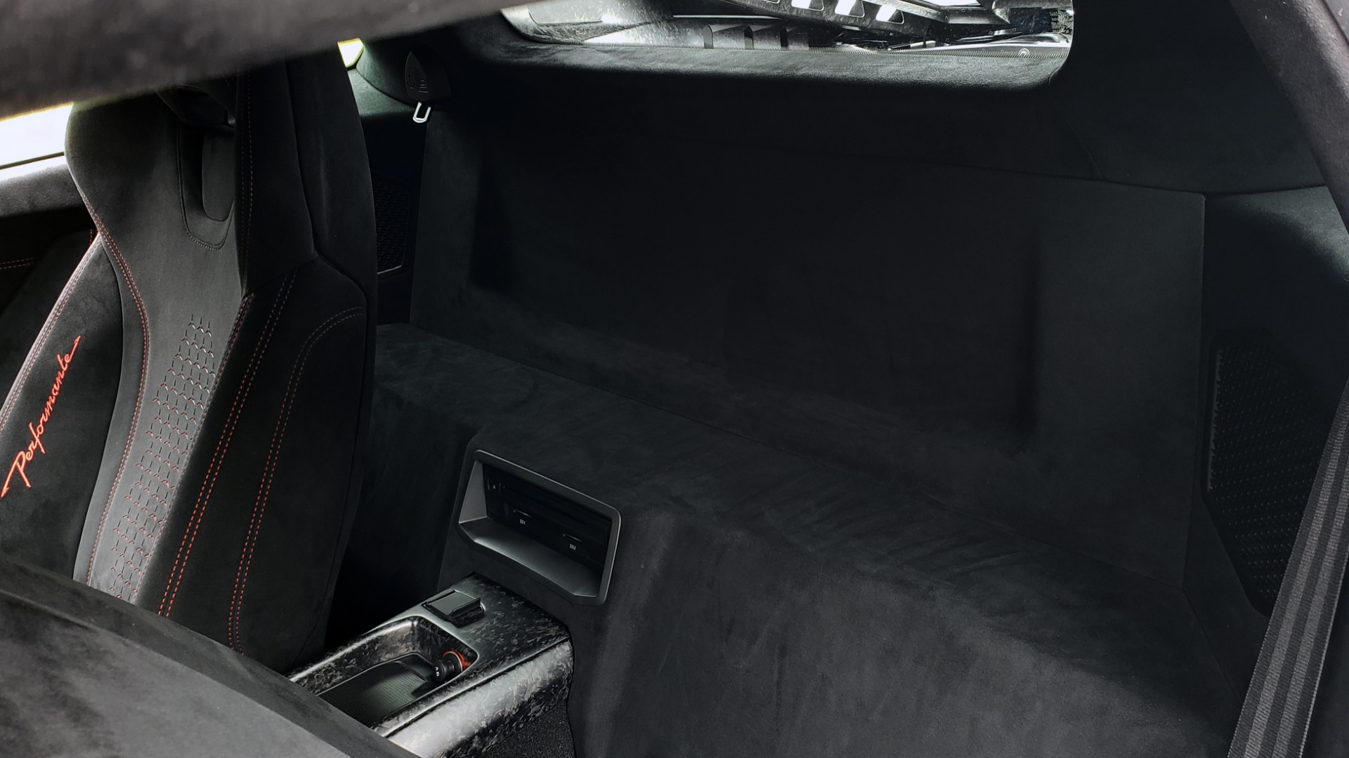 Used 2018 Lamborghini HURACAN PERFORMANTE 5.2L V10 / 630HP / 7-SPD AUTO / AWD / NAV / PREM SND for sale $269,995 at Formula Imports in Charlotte NC 28227 75