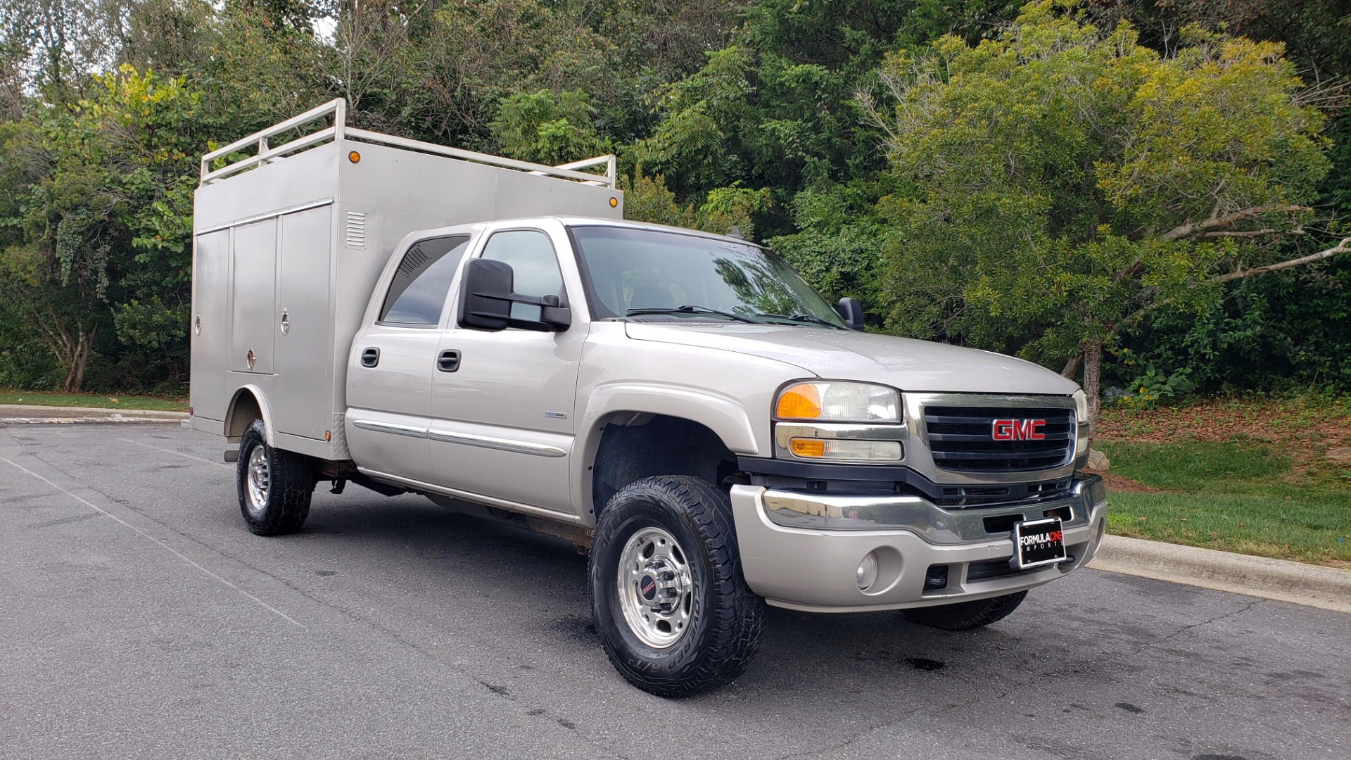 Used 2007 GMC SIERRA 2500HD CLASSIC SLT 4WD / 167WB / 6.6L DURAMAX / DOOMSDAY PREPPER for sale $13,999 at Formula Imports in Charlotte NC 28227 4