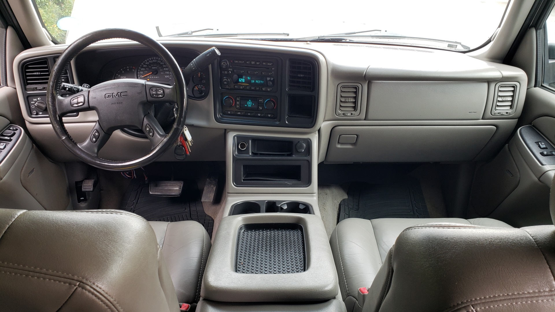 Used 2007 GMC SIERRA 2500HD CLASSIC SLT 4WD / 167WB / 6.6L DURAMAX / DOOMSDAY PREPPER for sale $13,999 at Formula Imports in Charlotte NC 28227 51