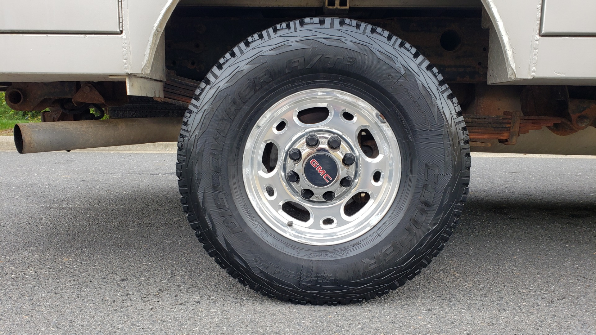 Used 2007 GMC SIERRA 2500HD CLASSIC SLT 4WD / 167WB / 6.6L DURAMAX / DOOMSDAY PREPPER for sale $13,999 at Formula Imports in Charlotte NC 28227 74