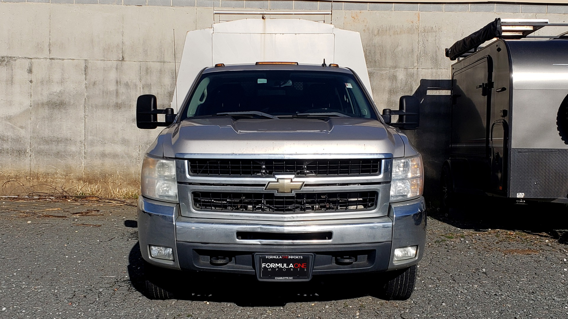 Used 2007 Chevrolet SILVERADO 3500HD DRW LT / 4WD / REG CAB / 6.6L DURAMAX / DOOMSDAY PREPPER for sale $21,595 at Formula Imports in Charlotte NC 28227 3