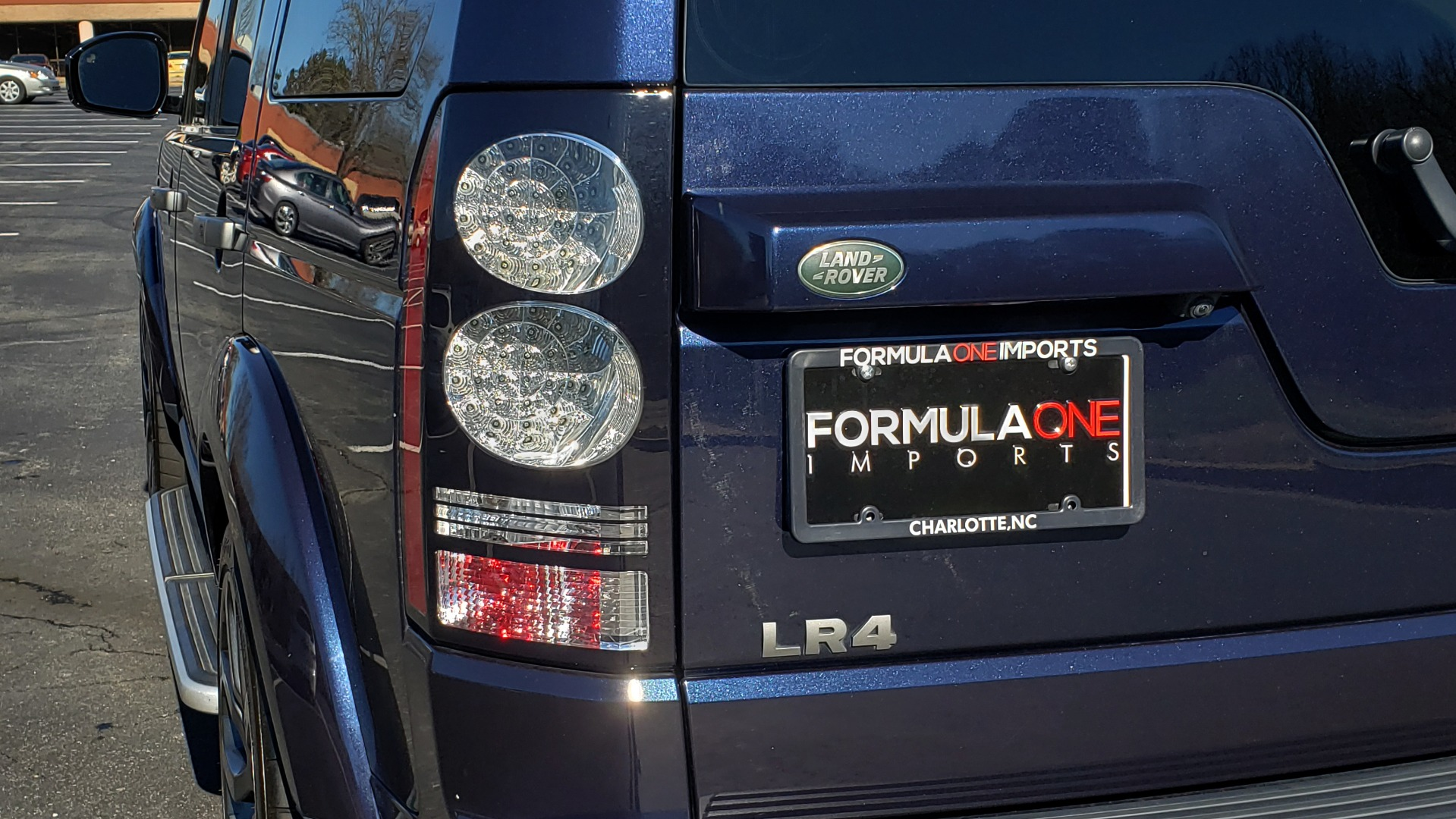 Used 2016 Land Rover LR4 HSE / NAV / VSN ASST / CLIMATE / MERIDIAN / REARVIEW for sale Sold at Formula Imports in Charlotte NC 28227 23