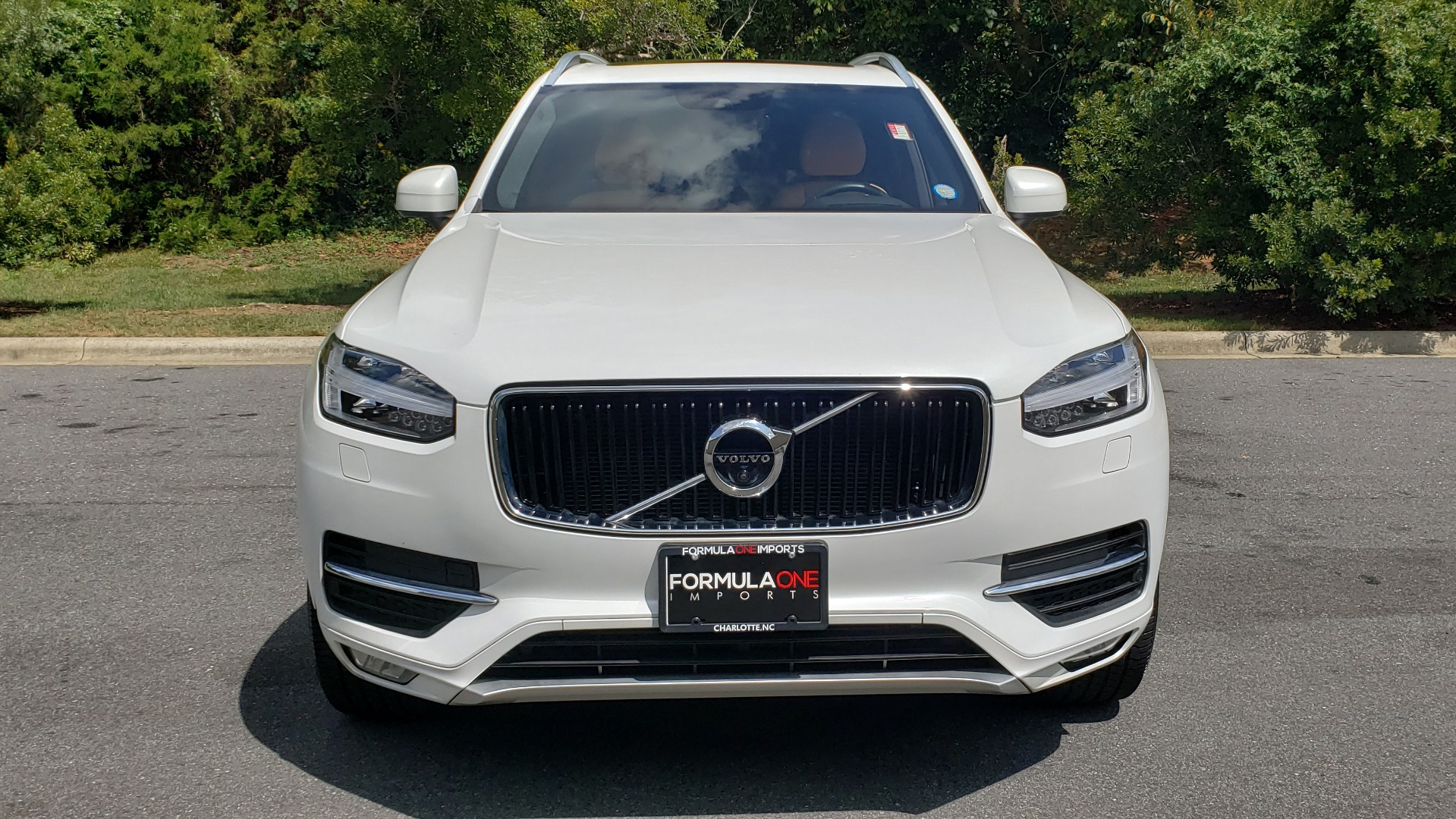 Used 2017 Volvo XC90 MOMENTUM PLUS T6 AWD / NAV / VISION / PROTECTION PKG for sale $34,995 at Formula Imports in Charlotte NC 28227 23