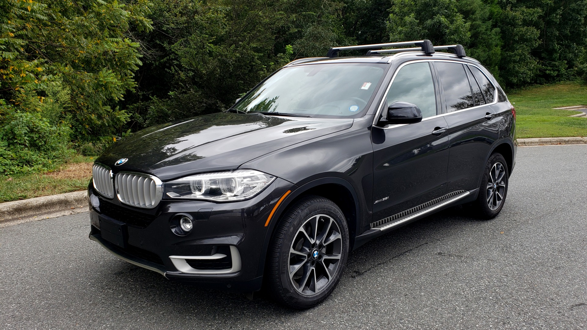 Used 2017 BMW X5 XDRIVE35I / PREM PKG / COLD WTHR / PANO-ROOF / REARVIEW for sale $37,995 at Formula Imports in Charlotte NC 28227 1