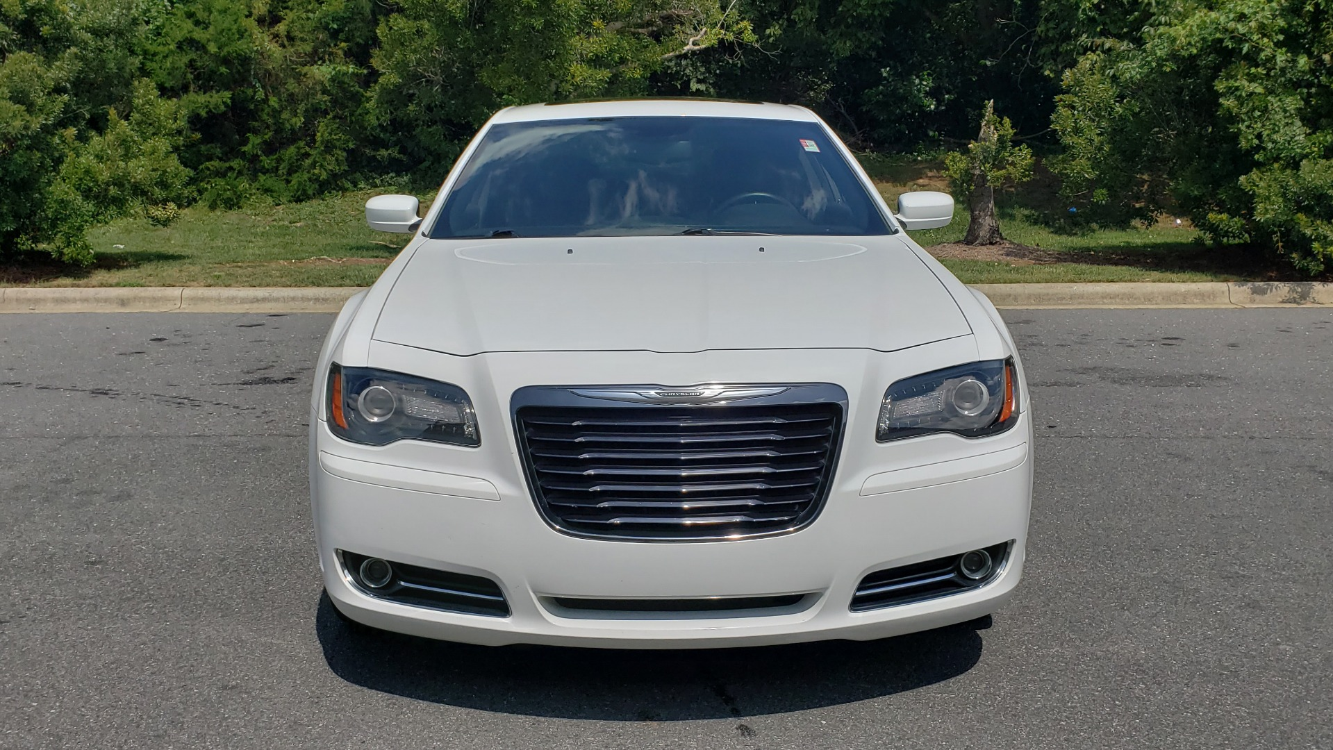 Used 2014 Chrysler 300 S / AWD / NAV / PANO-ROOF / HTD STS / BEATS SOUND / REARVIEW for sale Sold at Formula Imports in Charlotte NC 28227 18